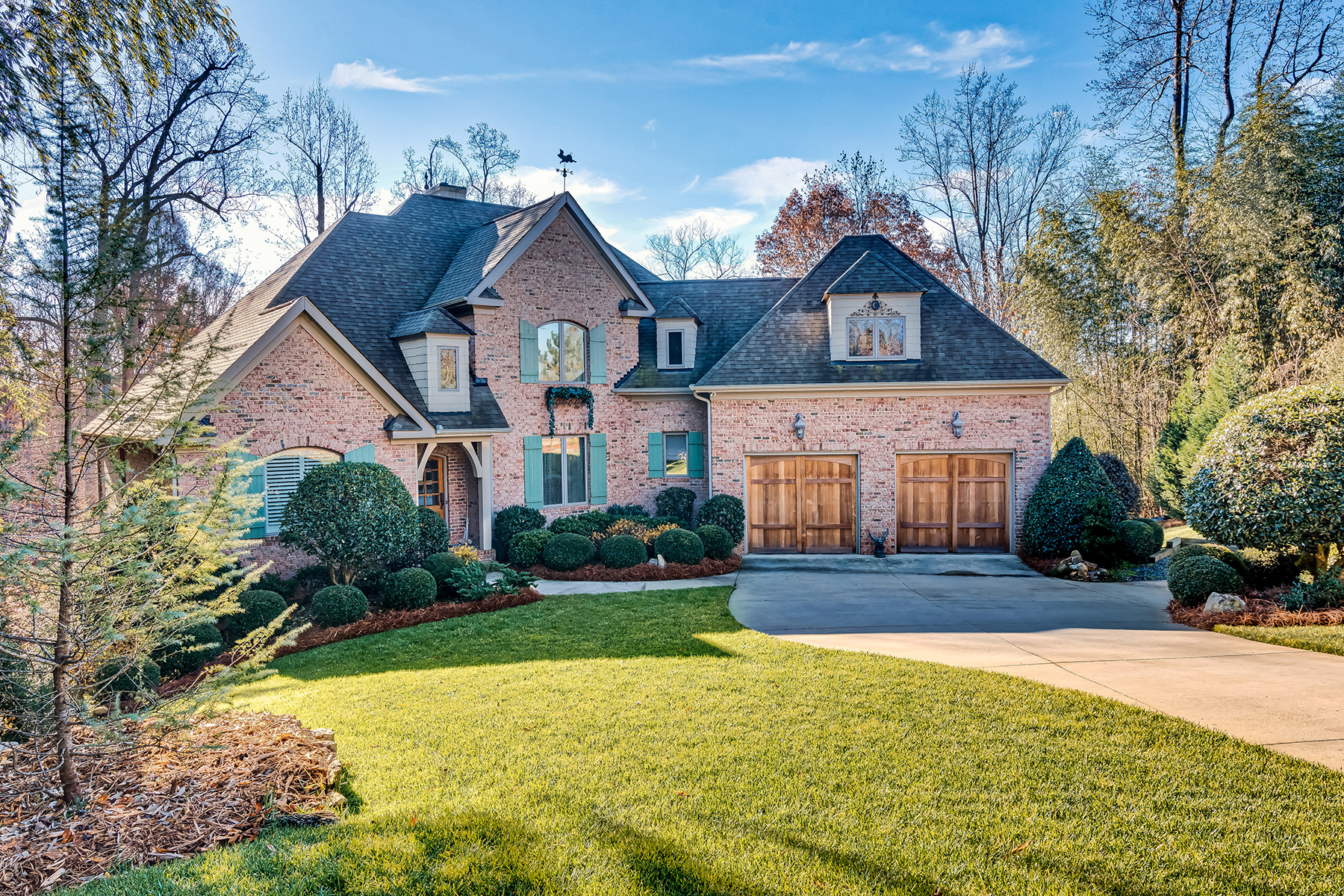 Single Family Home for Sale at THE HIGHLANDS 121 Highland View Dr, Statesville, North Carolina 28677 United States