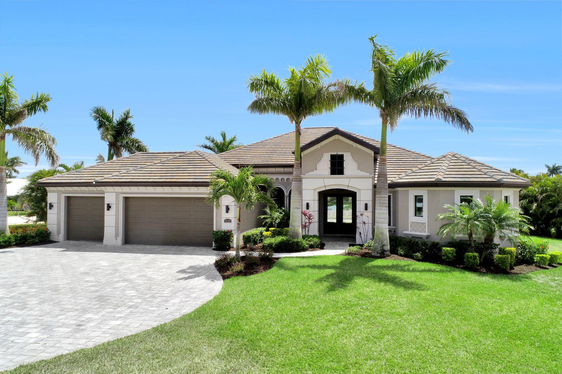 Eensgezinswoning voor Verkoop een t CAPE CORAL 2726 SW 48th Terr Cape Coral, Florida 33914 Verenigde Staten