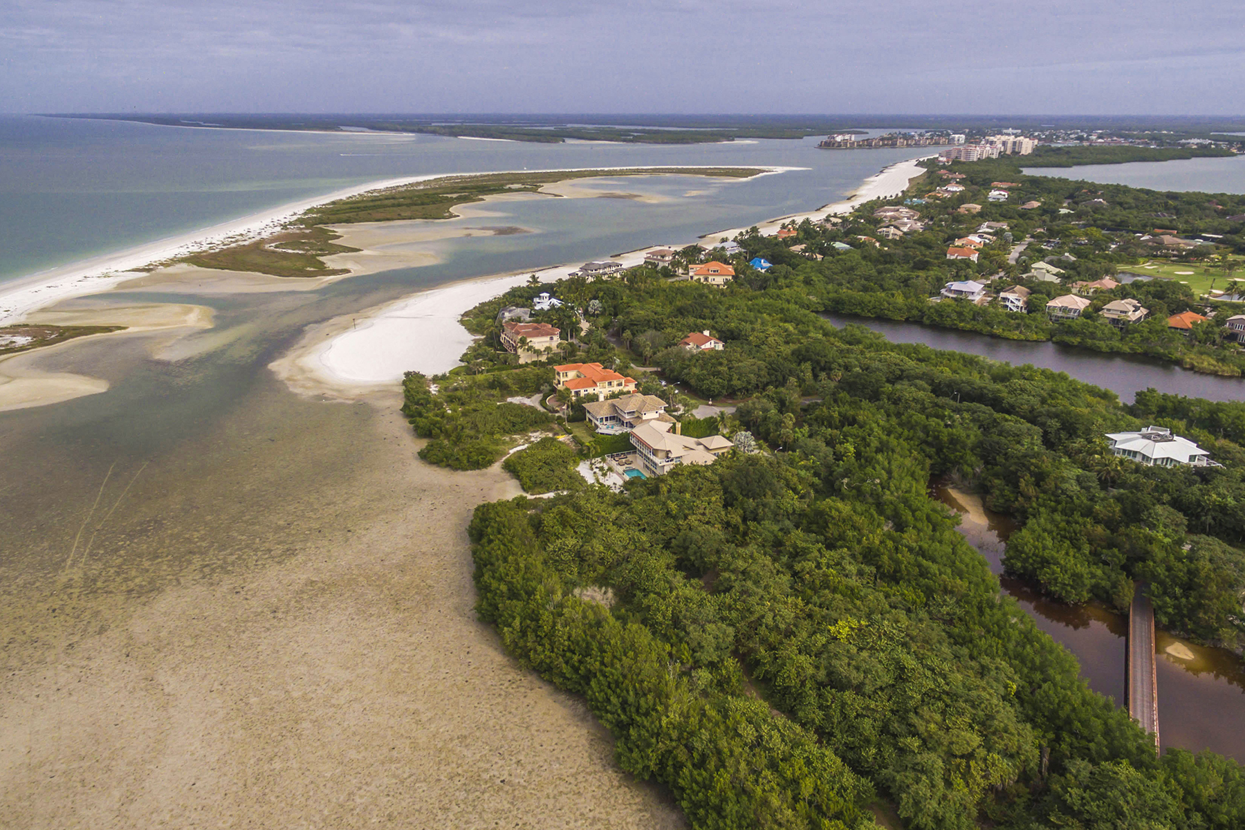 Land for Sale at HIDEAWAY BEACH 850 Sea Dune Ln, Marco Island, Florida 34145 United States