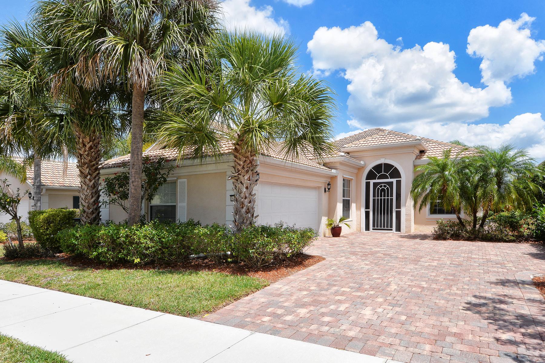 Einfamilienhaus für Verkauf beim ISLANDWALK 13290 Ipolita St Venice, Florida, 34293 Vereinigte Staaten