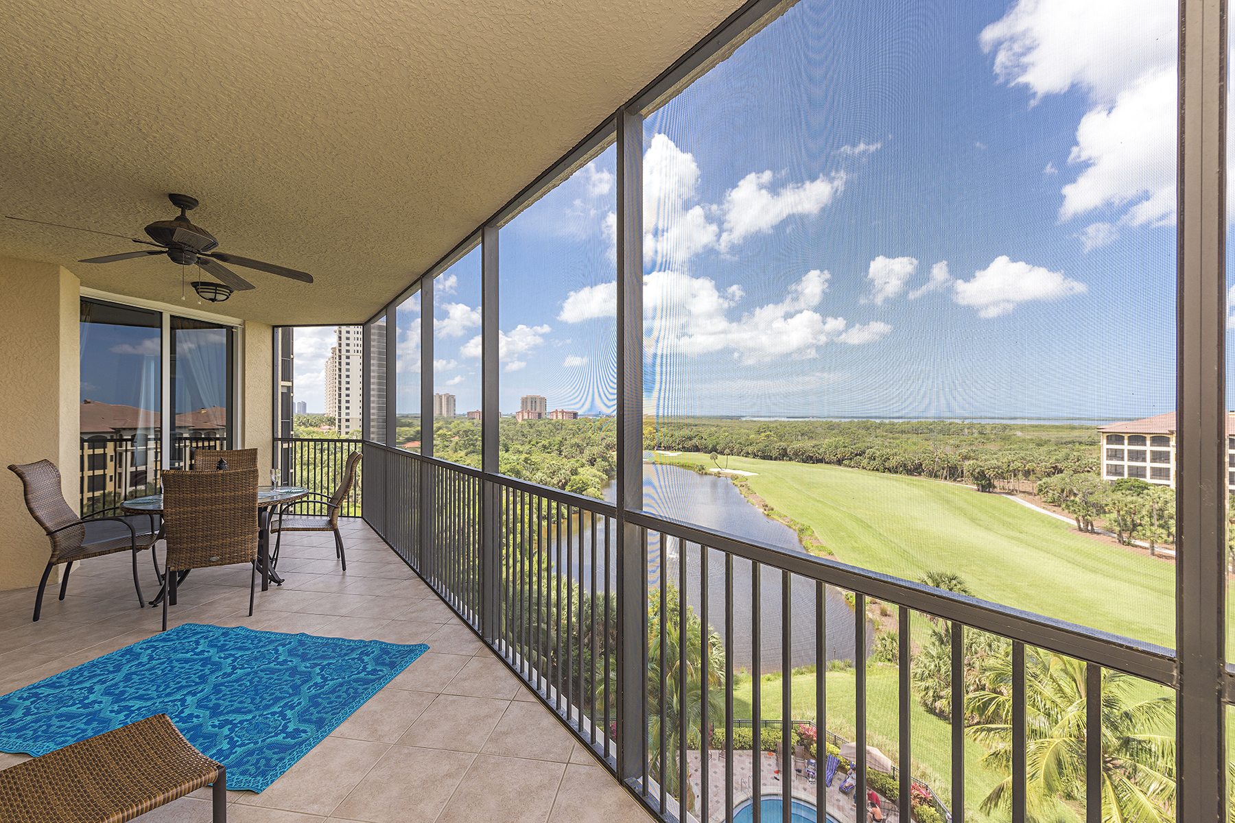 Condominium for Sale at THE COLONY - PELICAN LANDING - NAVONA 23540 Via Veneto Blvd 704 Bonita Springs, Florida, 34134 United States