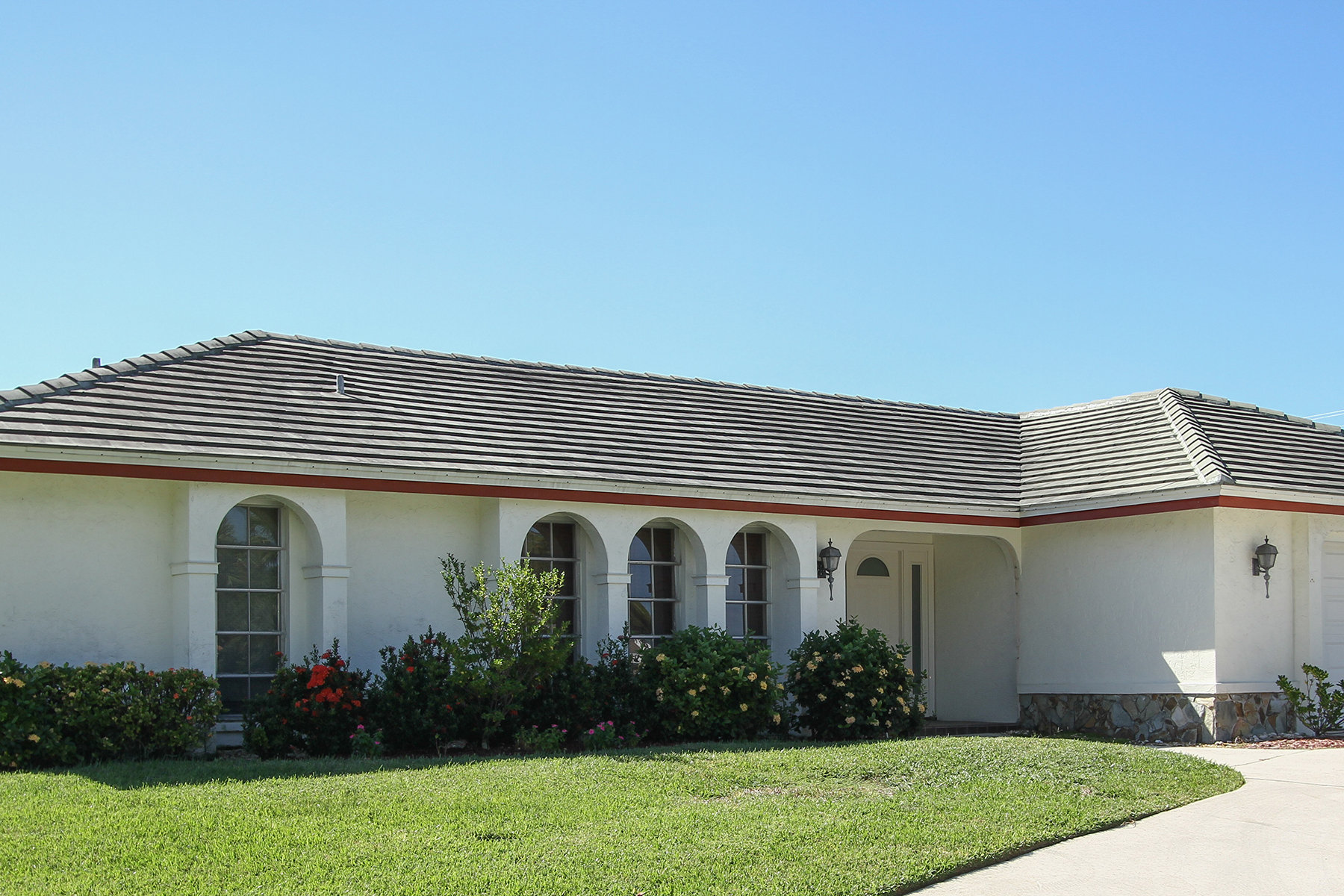 Single Family Home for Rent at MARCO BEACH 355 Kendall Dr, Marco Island, Florida 34145 United States