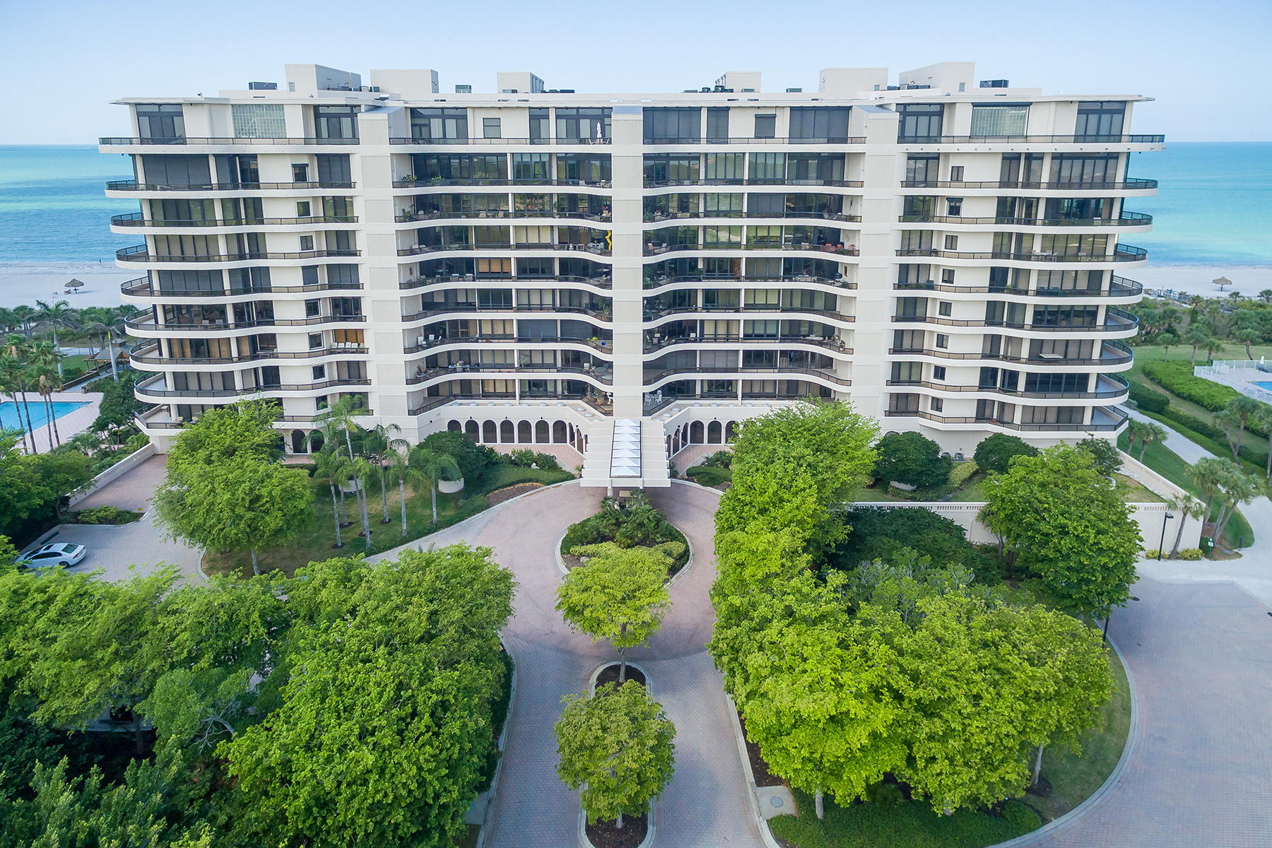Condominium for Sale at L'AMBIANCE 435 L Ambiance Dr K206 Longboat Key, Florida, 34228 United States