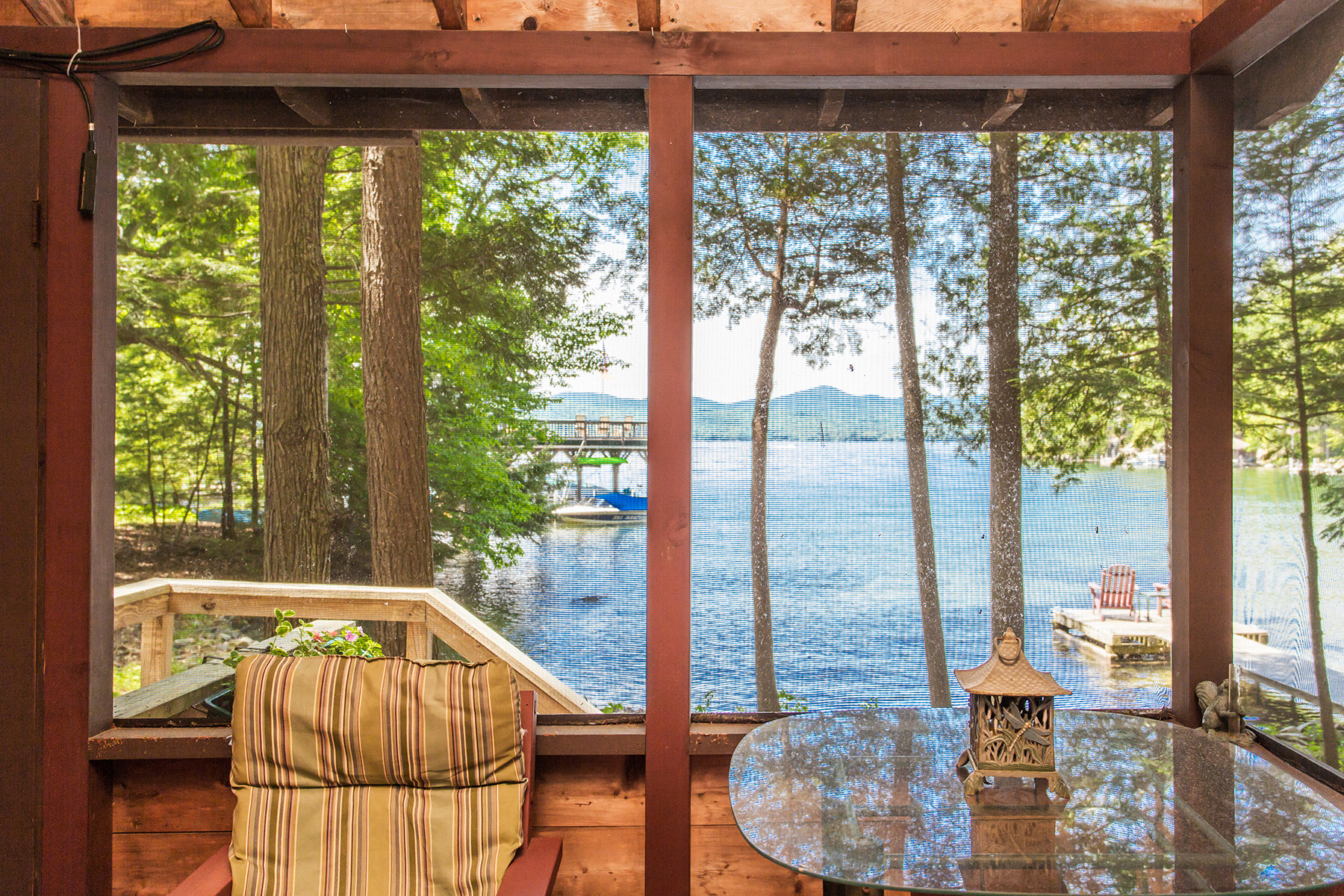 Additional photo for property listing at Magnificent Sunsets 3359  Travis Point Way Fort Ann, New York 12844 United States