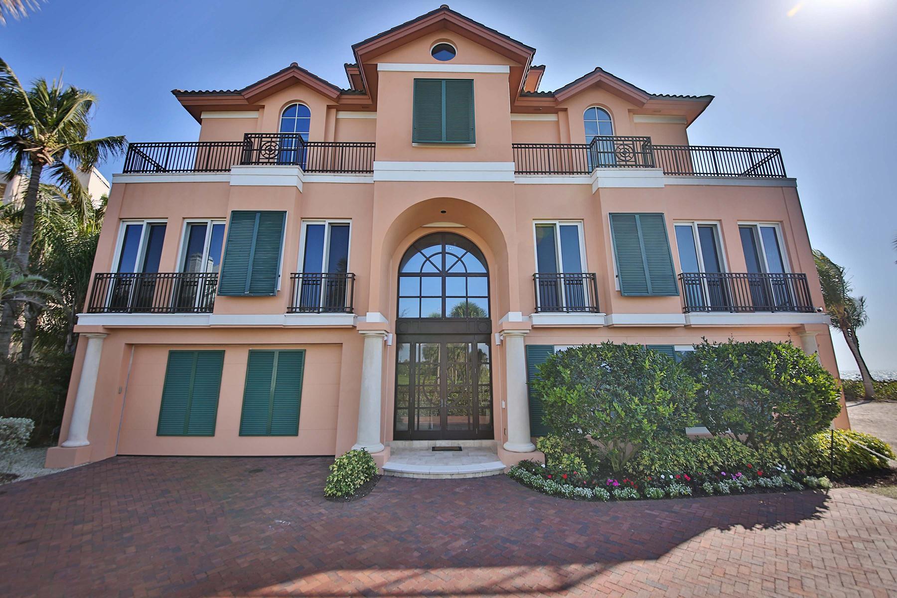 Single Family Home for Rent at BAREFOOT BEACH 114 Anguilla Ln, Bonita Springs, Florida 34134 United States