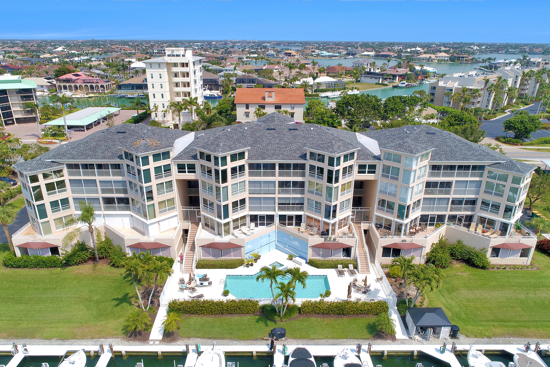 Condominium for Sale at MARCO ISLAND 870 Collier Ct 201, Marco Island, Florida 34145 United States