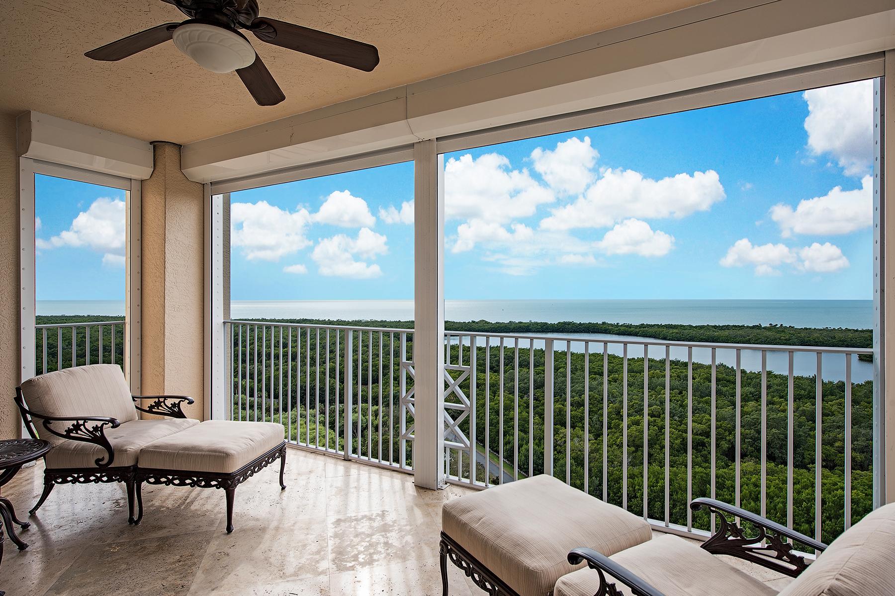 Piso por un Venta en Pelican Bay - Cap Ferrat 6597 Nicholas Blvd 1606 Naples, Florida, 34108 Estados Unidos