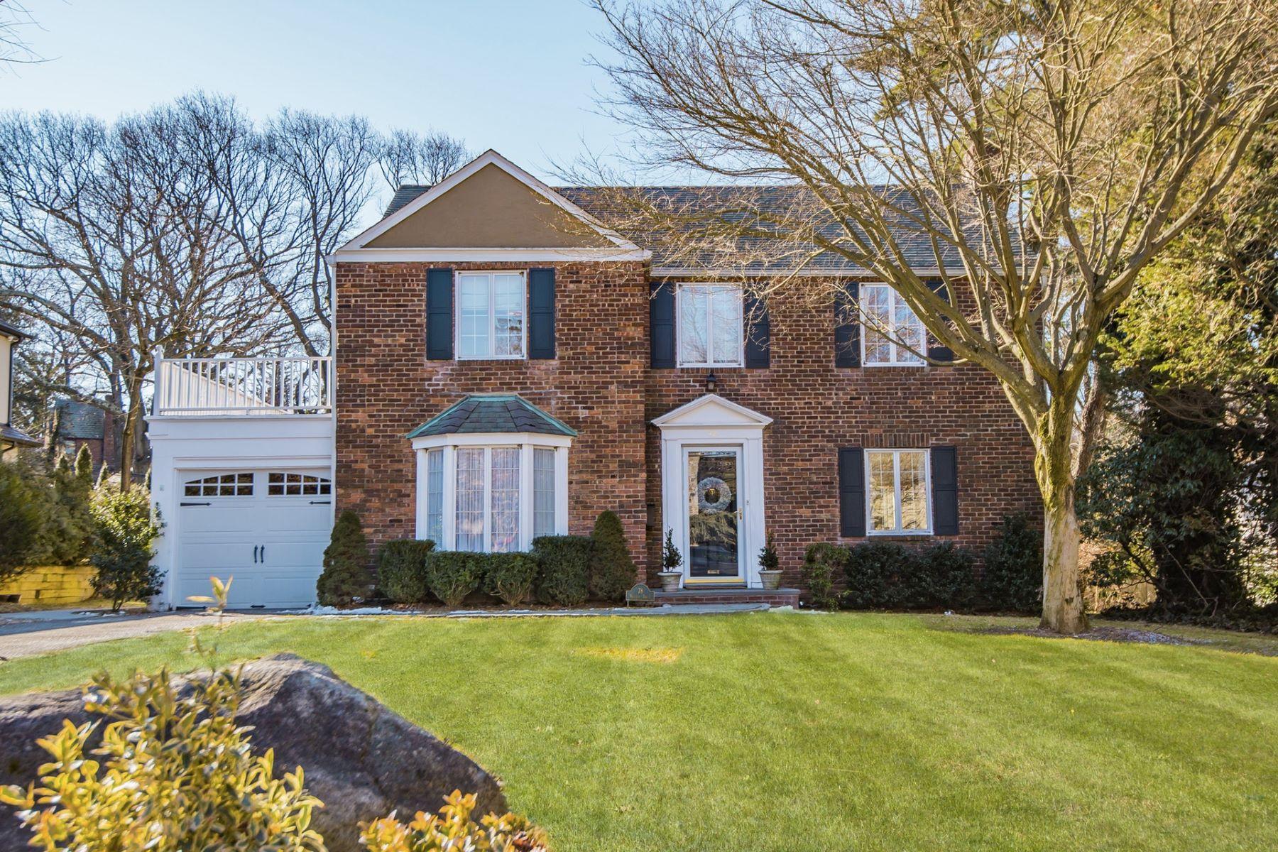 Частный односемейный дом для того Продажа на 78 Hilltop Dr , Manhasset, NY 11030 Manhasset, Нью-Йорк, 11030 Соединенные Штаты