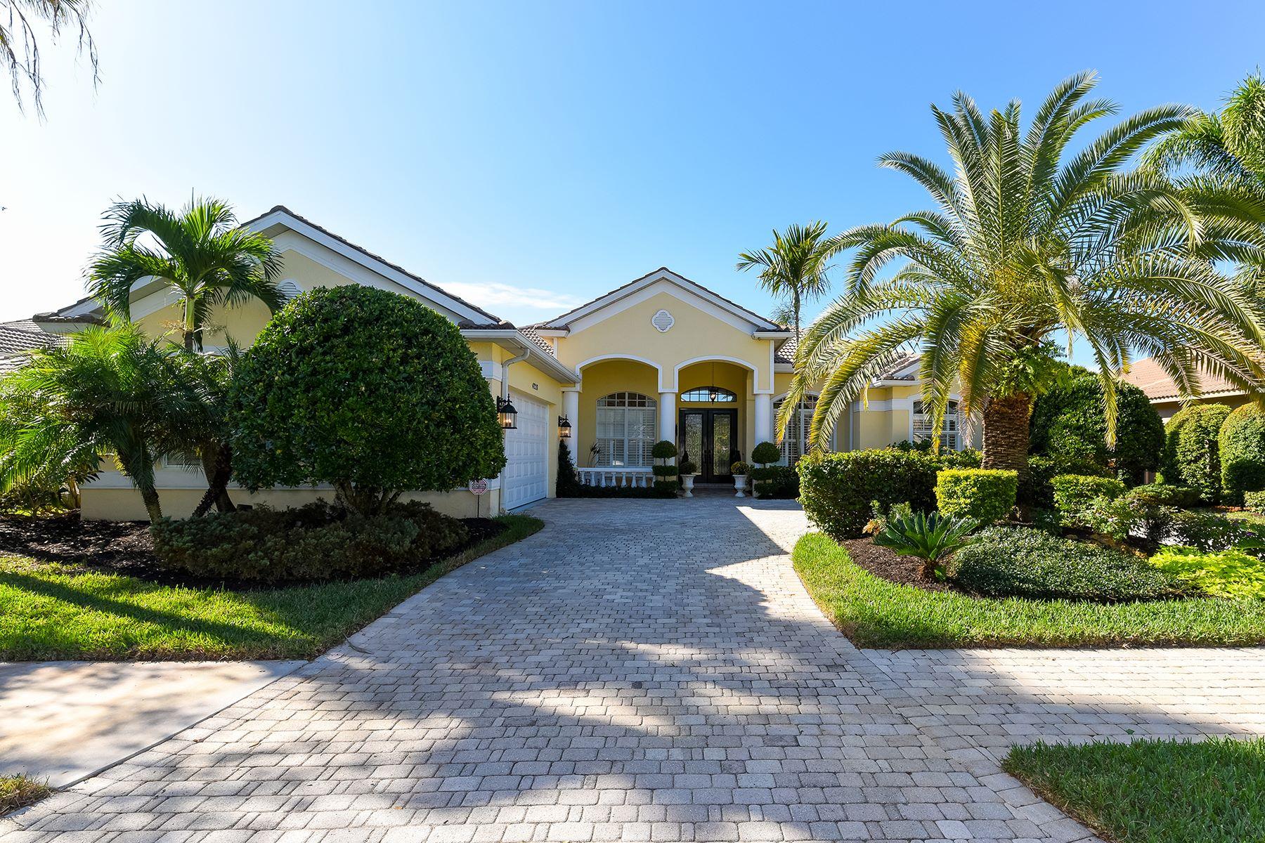Nhà ở một gia đình vì Bán tại VENETIA 4228 Corso Venetia Blvd Venice, Florida, 34293 Hoa Kỳ