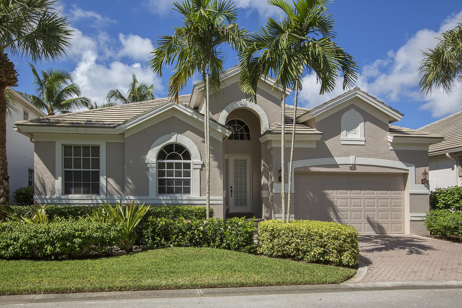 Single Family Home for Sale at BONITA BAY - BAY HARBOR 27025 Shell Ridge Cir, Bonita Springs, Florida 34134 United States