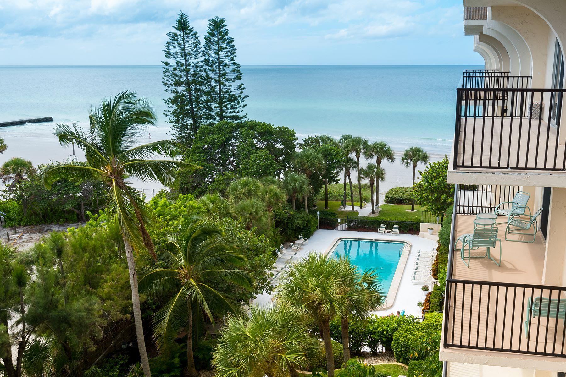 Condominium for Sale at LONGBOAT KEY 1701 Gulf Of Mexico Dr 604 Longboat Key, Florida, 34228 United States