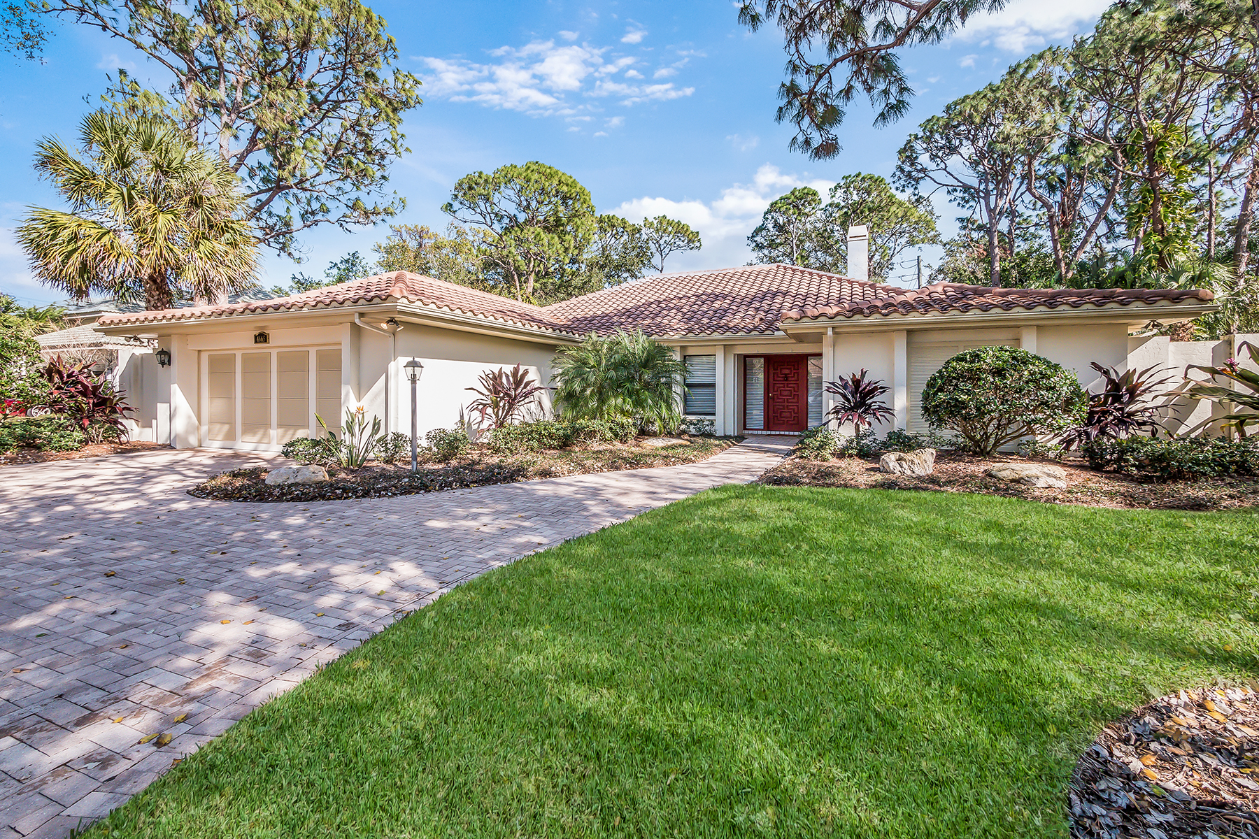 واحد منزل الأسرة للـ Sale في THE LANDINGS 4665 Pine Harrier Dr, Sarasota, Florida, 34231 United States