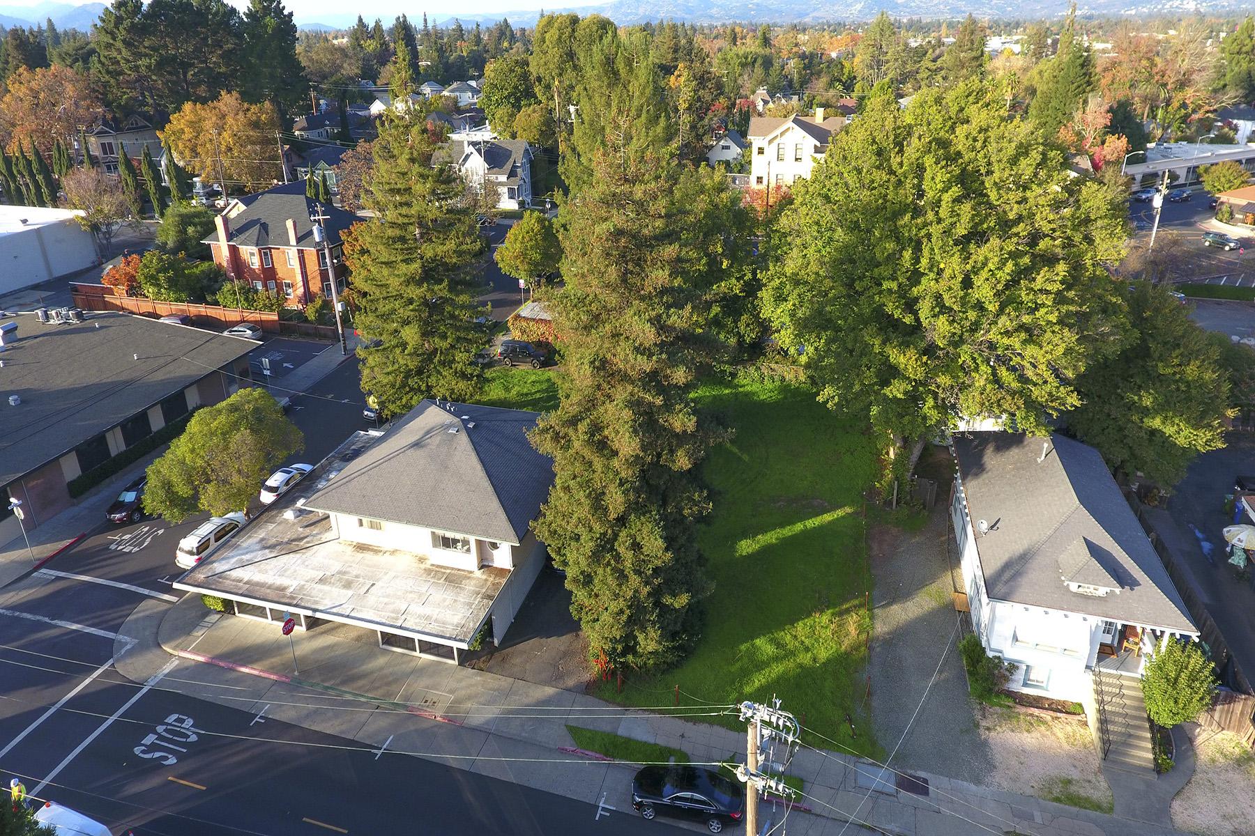 Otras residenciales por un Venta en Mixed-use Parcels in Downtown Napa 1584 Clay Street Napa, California 94559 Estados Unidos