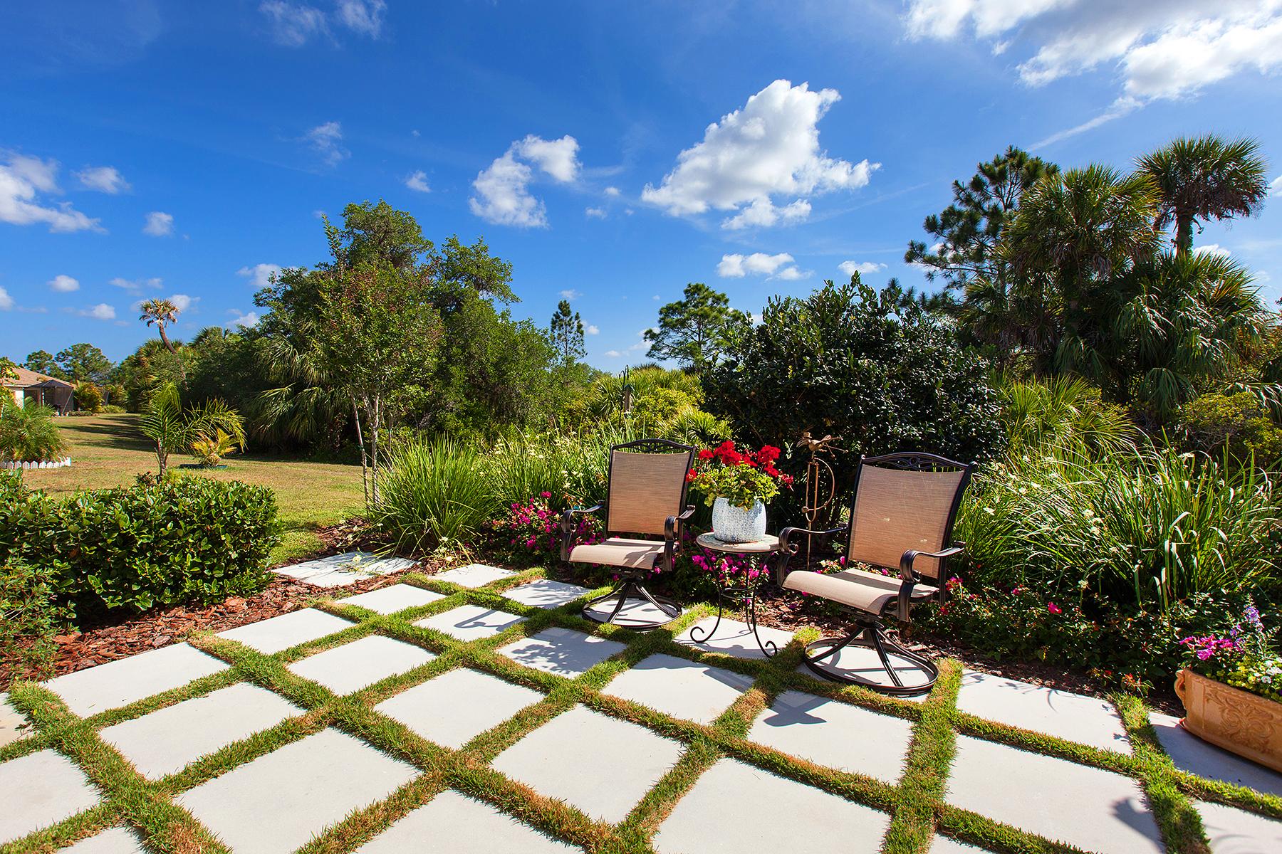 Таунхаус для того Продажа на GRAND PALM 1246 Collier Pl Venice, Флорида, 34293 Соединенные Штаты