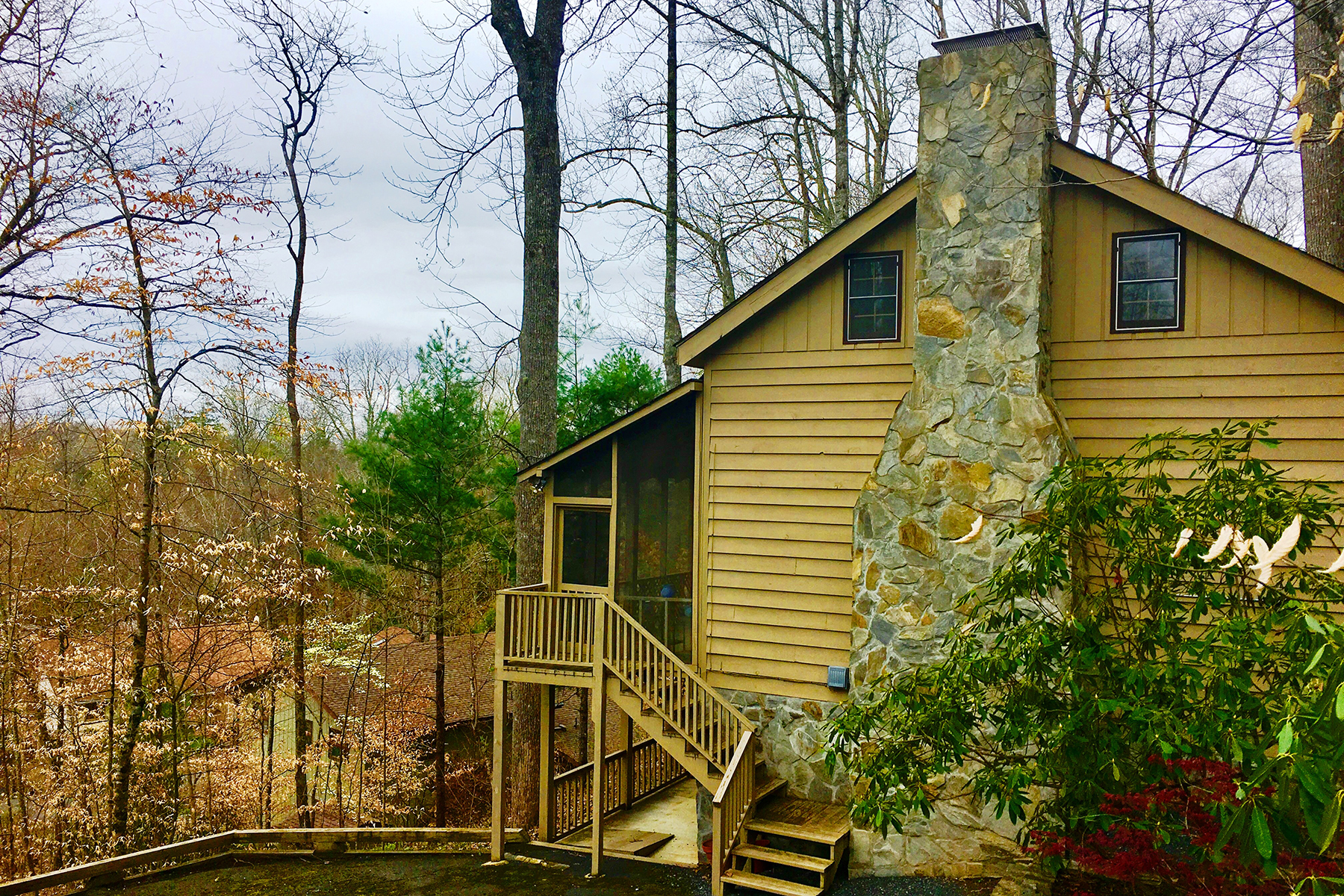 Single Family Home for Sale at LINVILLE - LAND HARBOR 69 Balsam Linville, North Carolina, 28646 United States