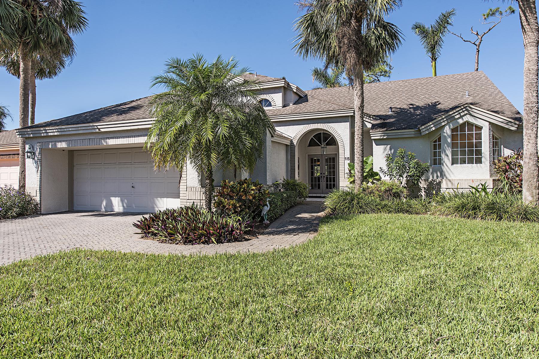 Casa Unifamiliar por un Venta en EAGLE CREEK 15 Grey Wing Pt, Naples, Florida, 34113 Estados Unidos