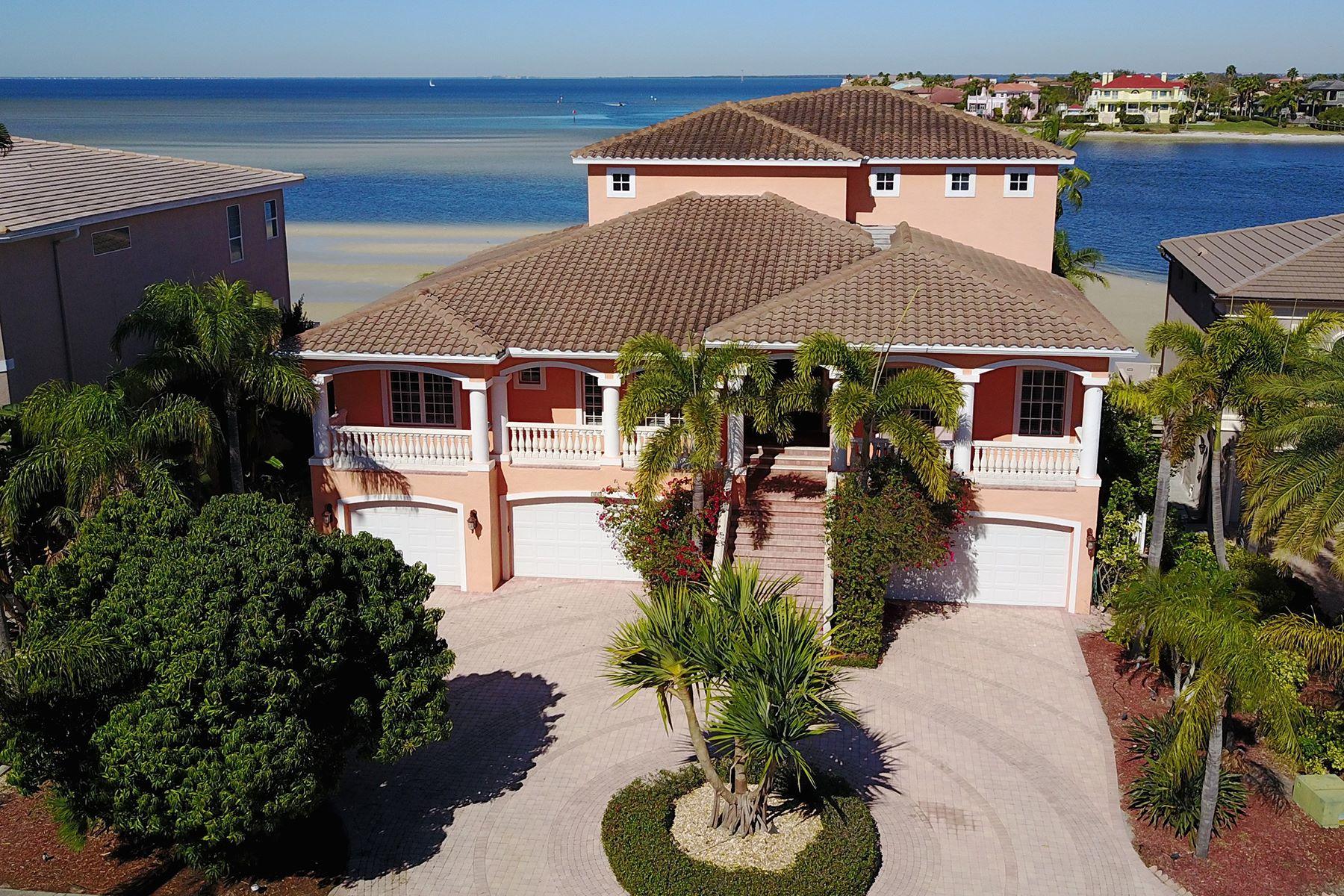 Nhà ở một gia đình vì Bán tại APOLLO BEACH 905 Symphony Beach Ln Apollo Beach, Florida, 33572 Hoa Kỳ