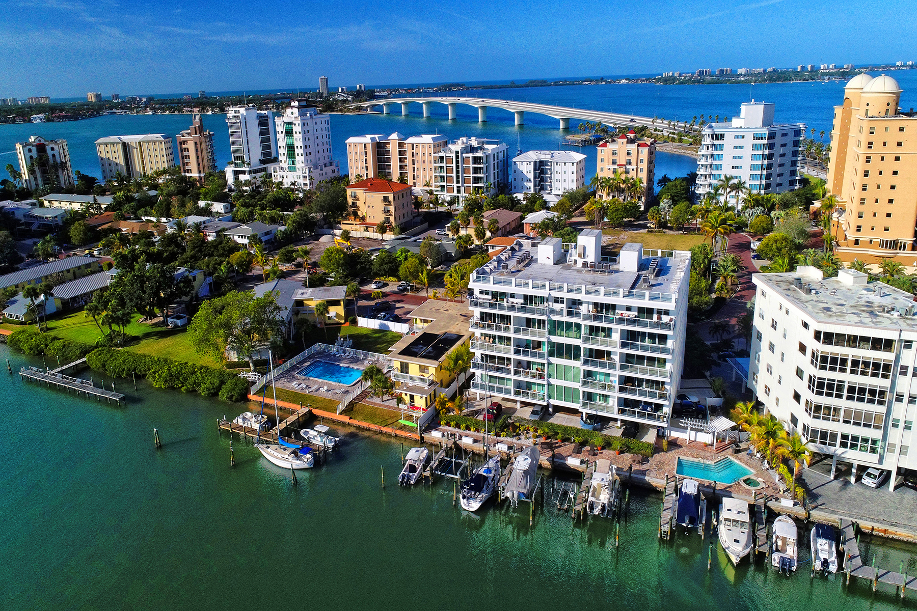 Condominium for Sale at HARBOR VIEW ON GOLDEN GATE POINT 650 Golden Gate Pt 402, Sarasota, Florida 34236 United States