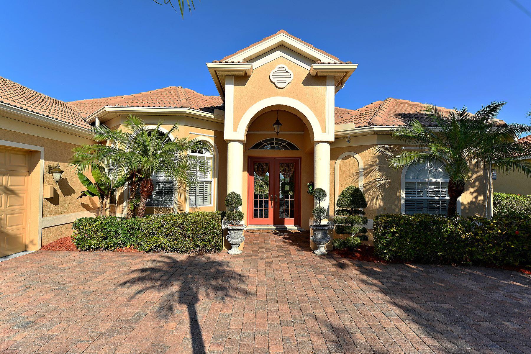 Nhà ở một gia đình vì Bán tại VENETIA 4411 Via Del Villetti Dr Venice, Florida, 34293 Hoa Kỳ