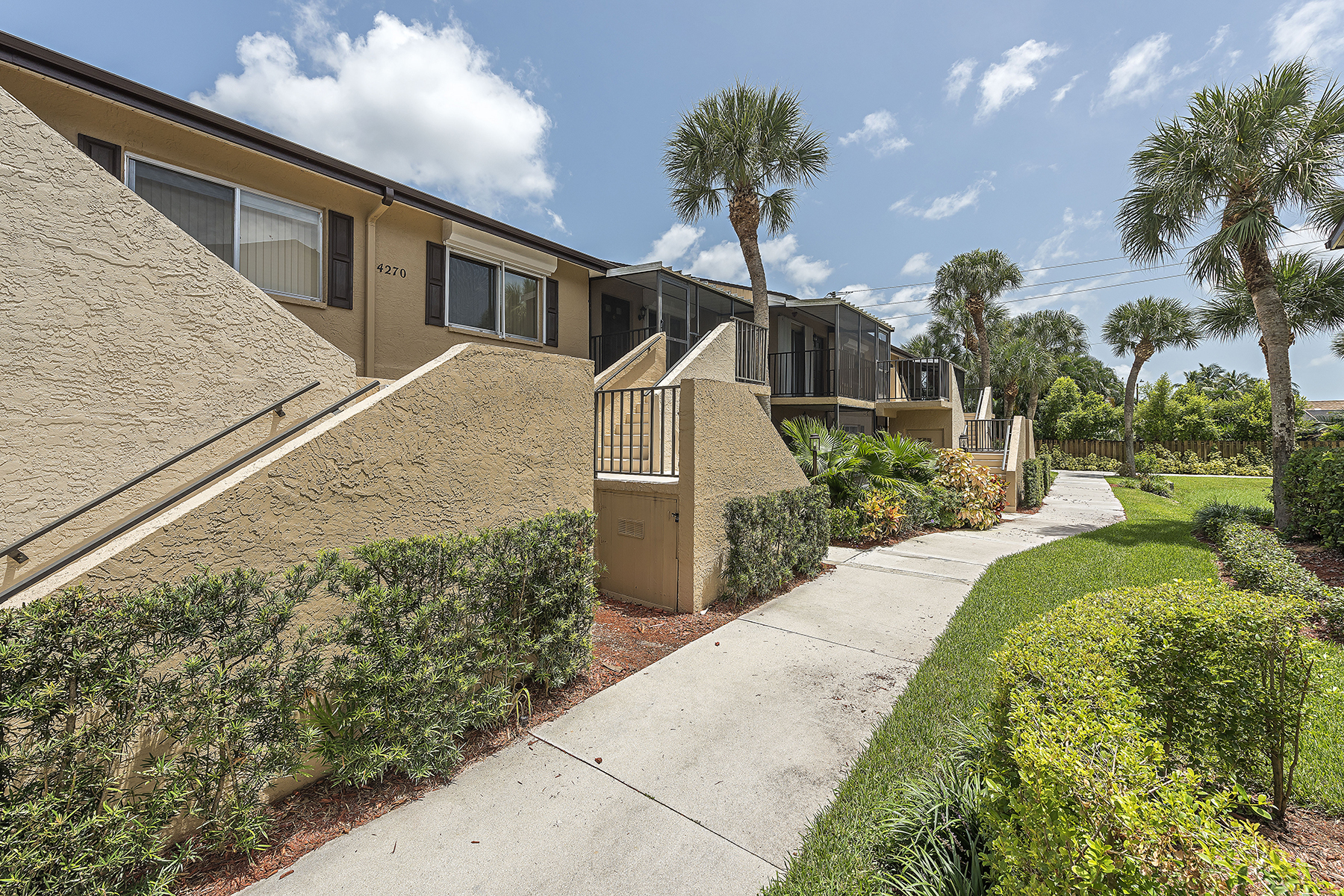 Condominium for Sale at WINTERPARK 4270 Jack Frost Ct 4606, Naples, Florida 34112 United States