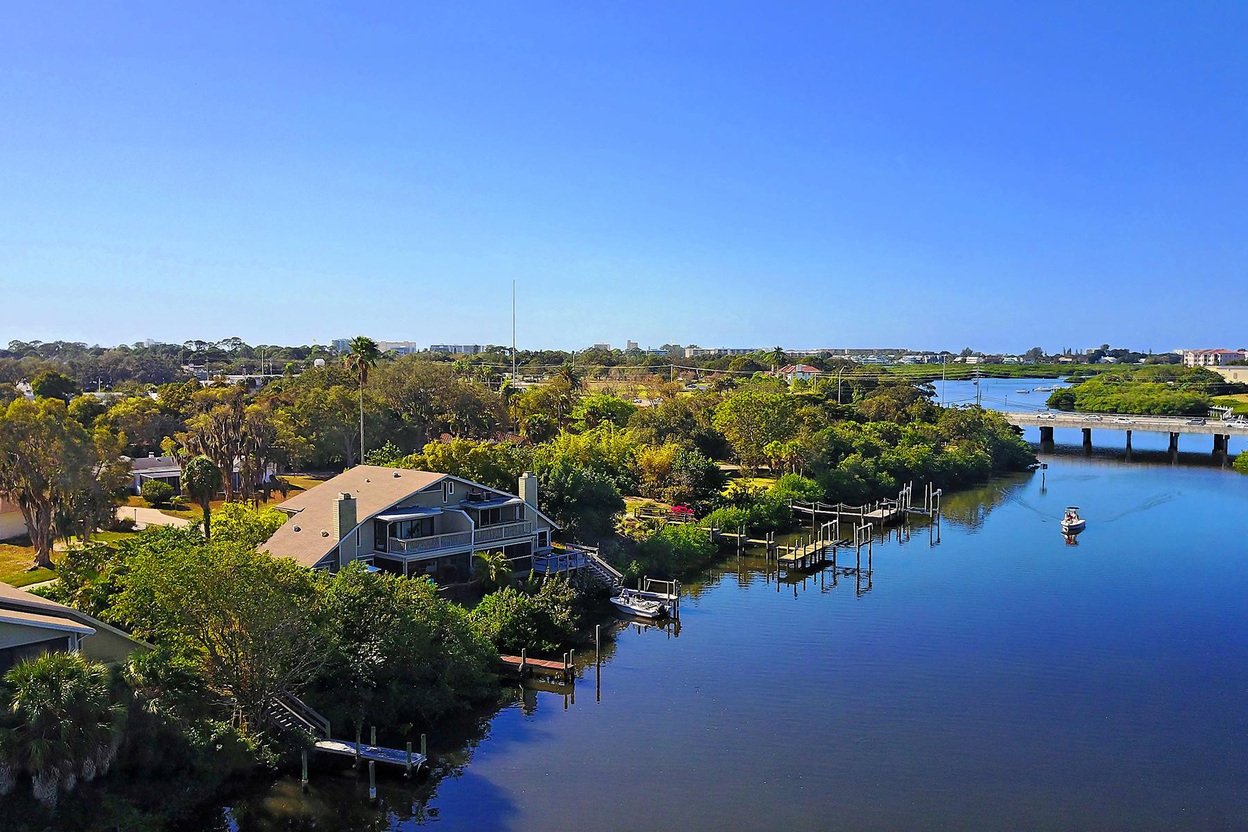 多棟聯建住宅 為 出售 在 THE ISLAND 2129 Michele Dr E-2 Sarasota, 佛羅里達州, 34231 美國