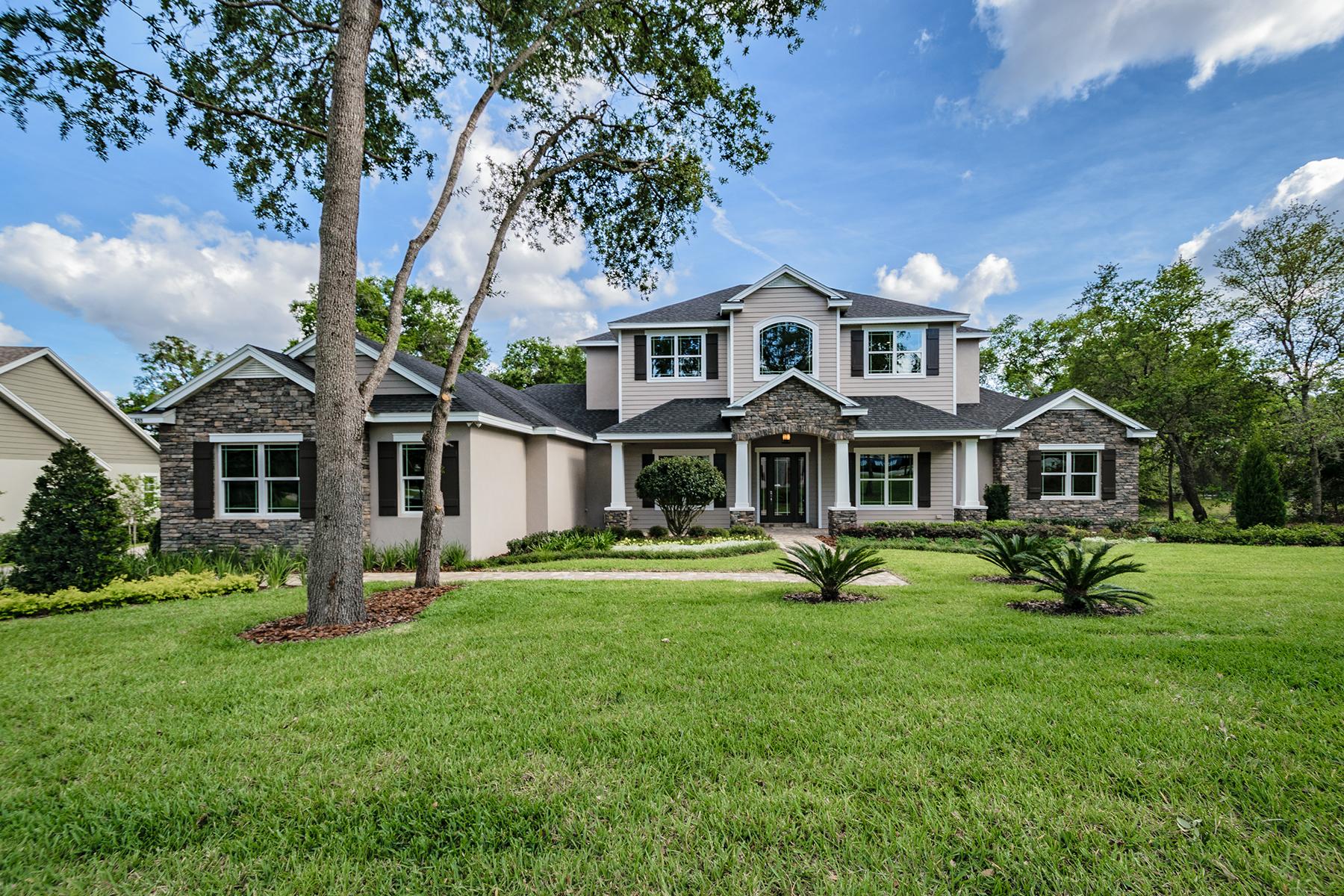 Maison unifamiliale pour l Vente à 555 Crane Hill Cv , Lake Mary, FL 32746 555 Crane Hill Cv Lake Mary, Florida, 32746 États-Unis