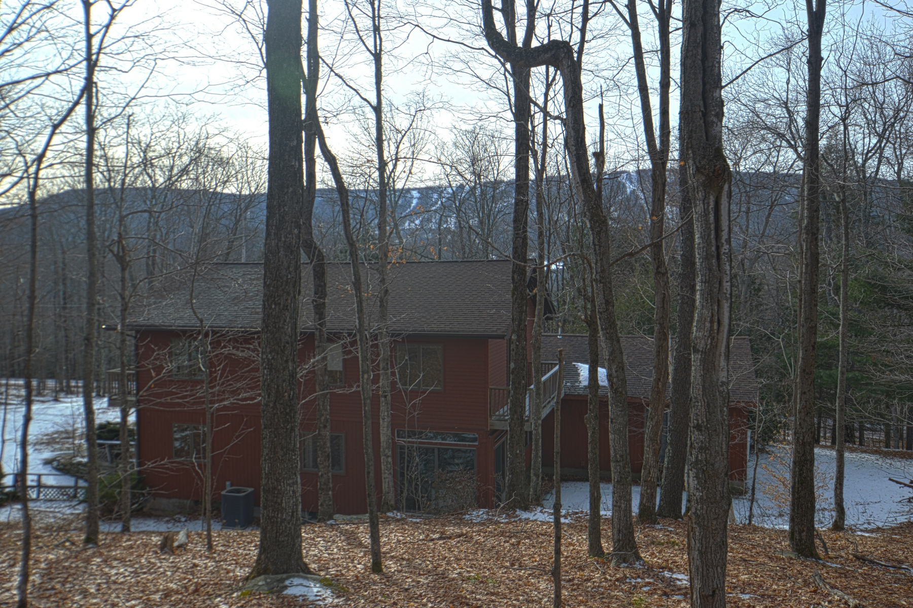 Single Family Home for Sale at Family Retreat Overlooking Belleayre Mountain 109 Winnisook Ct Middletown, New York, 12441 United States