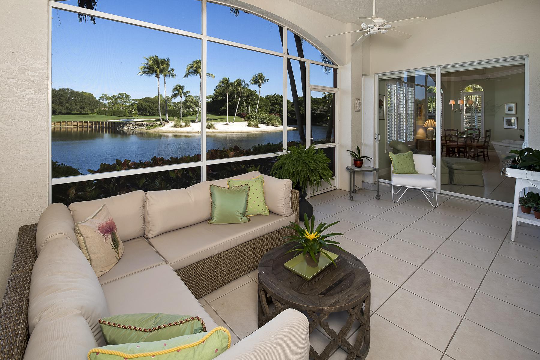 コンドミニアム のために 売買 アット GREY OAKS - TERRA VERDE 2394 Terra Verde Ln 2394 Naples, フロリダ, 34105 アメリカ合衆国