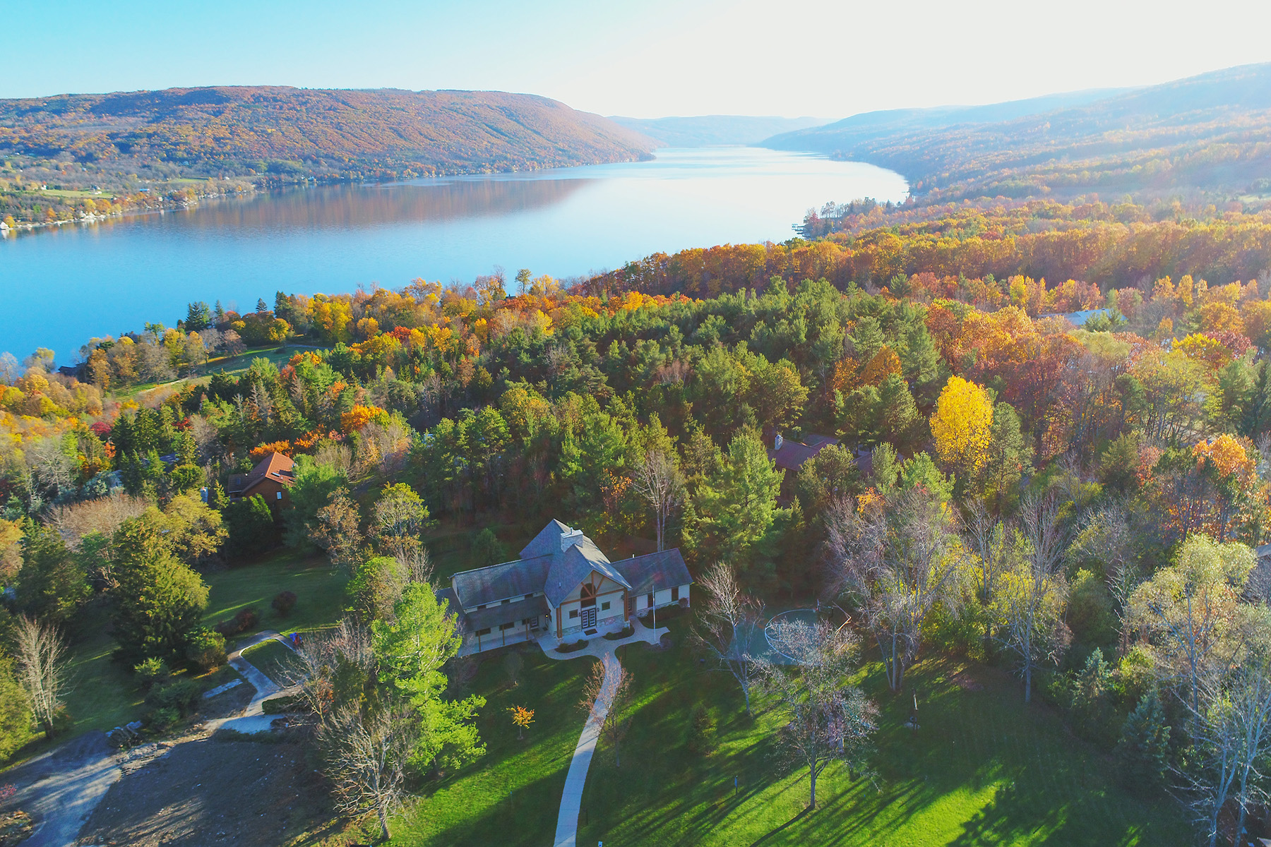 Additional photo for property listing at Bristol XXII 22B  Terrace Drive Canandaigua, New York 14424 United States