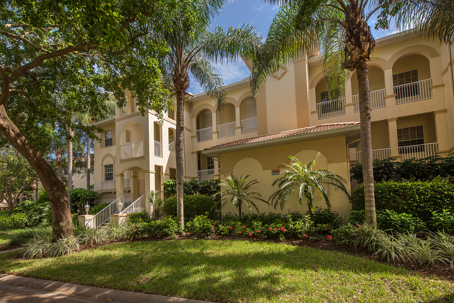 Condominium for Sale at PELICAN BAY - BREAKWATER 750 Bentwater Cir 7-101 Naples, Florida, 34108 United States