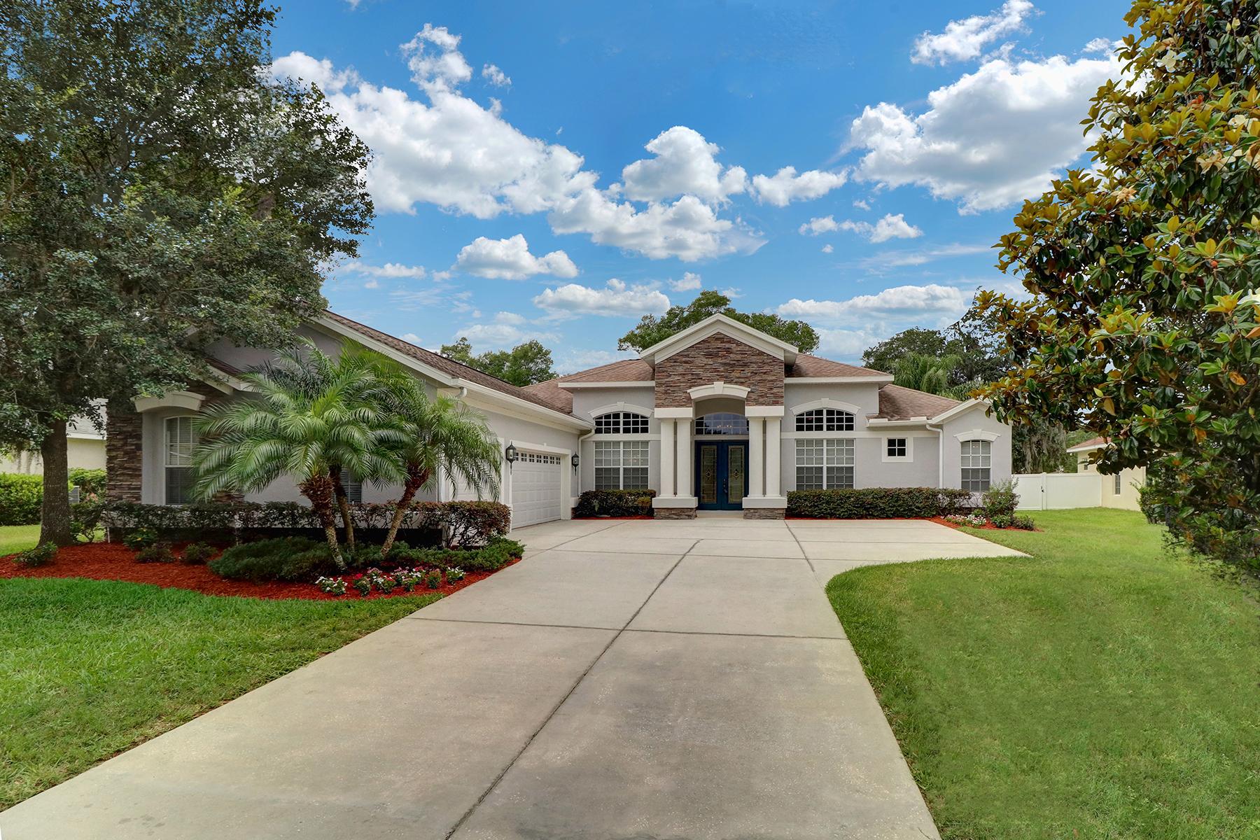단독 가정 주택 용 매매 에 VALRICO 1614 Brilliant Cut Way Valrico, 플로리다, 33594 미국