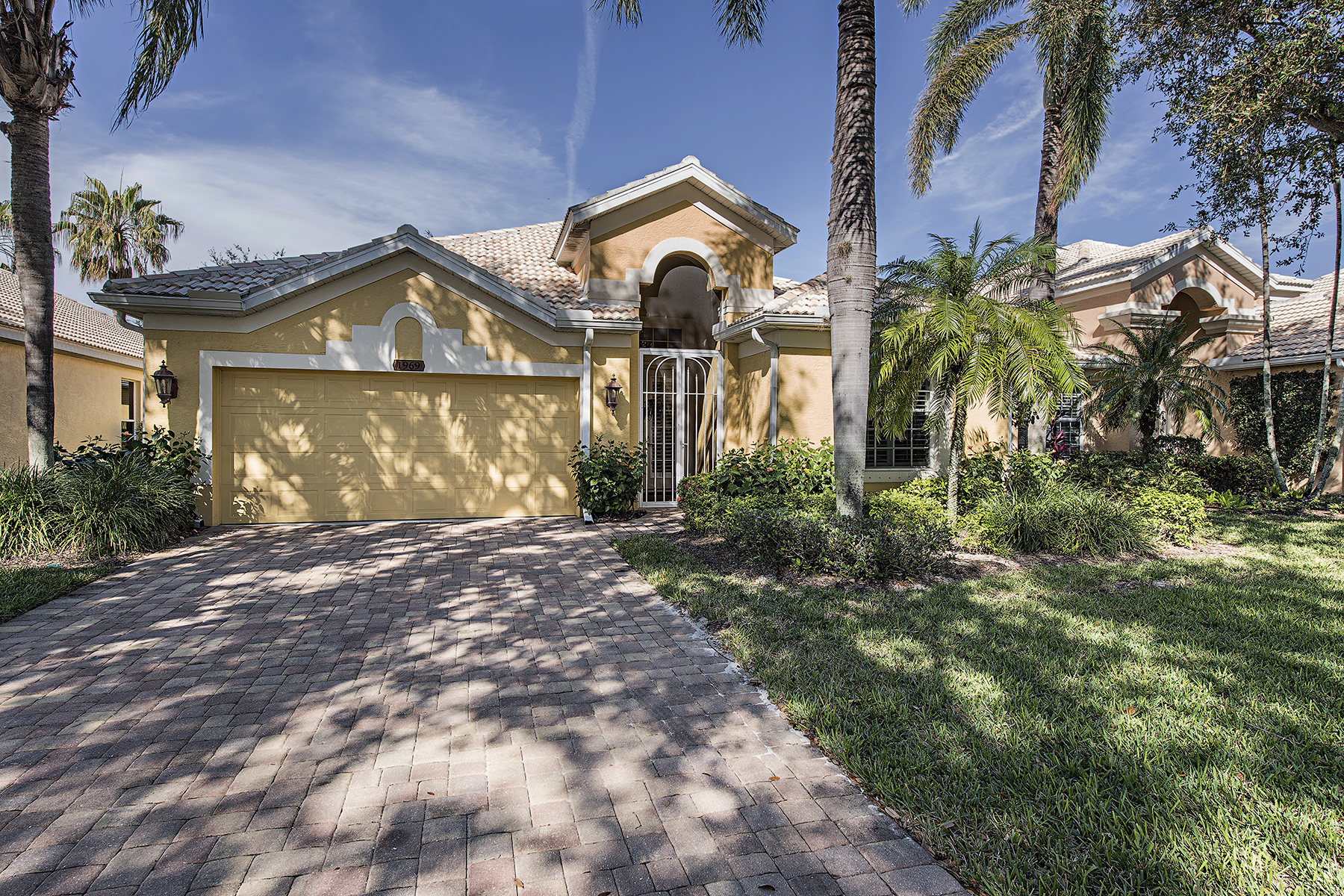 Single Family Home for Sale at PELICAN MARSH - TIMARRON 1969 Timarron Way, Naples, Florida 34109 United States