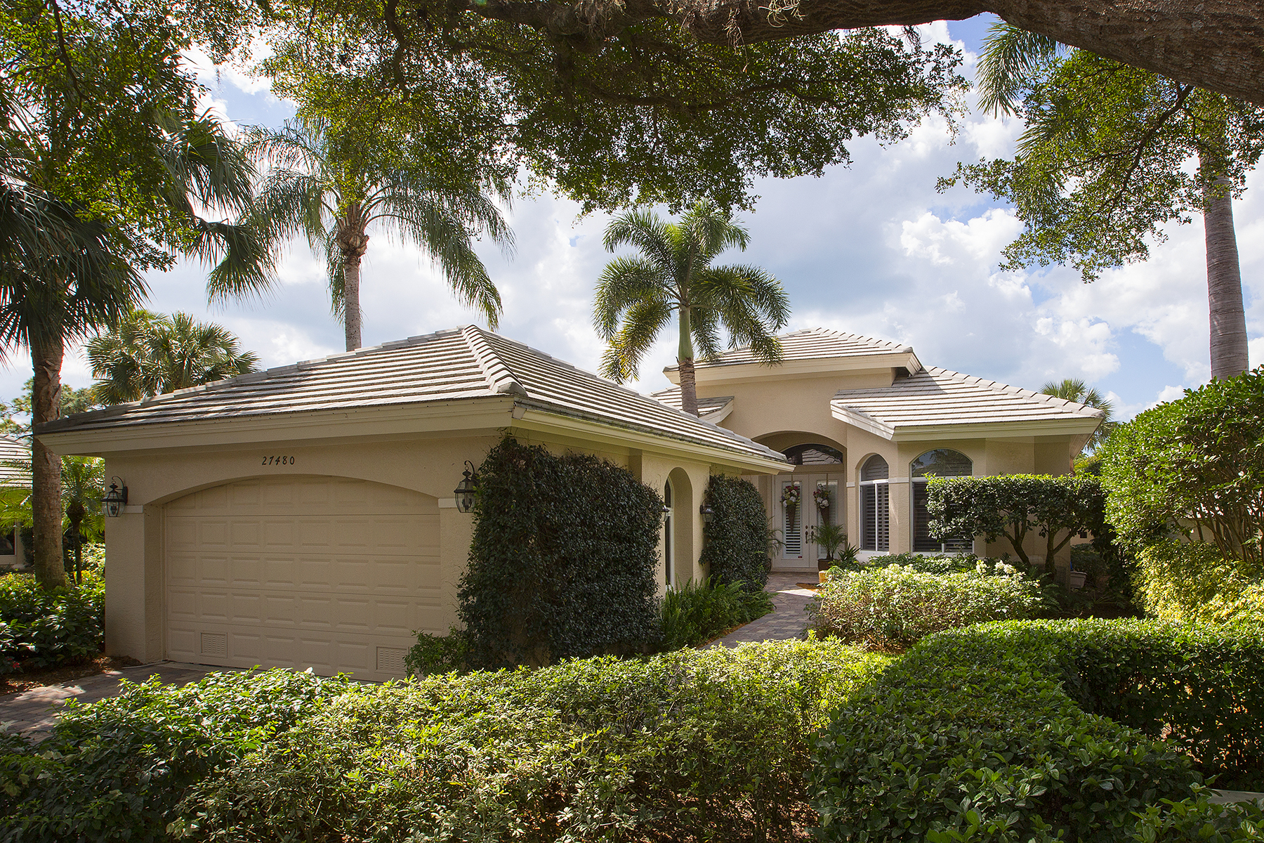 Single Family Home for Sale at BONITA BAY - ARBOR STRAND 27480 Arbor Strand Dr, Bonita Springs, Florida 34134 United States