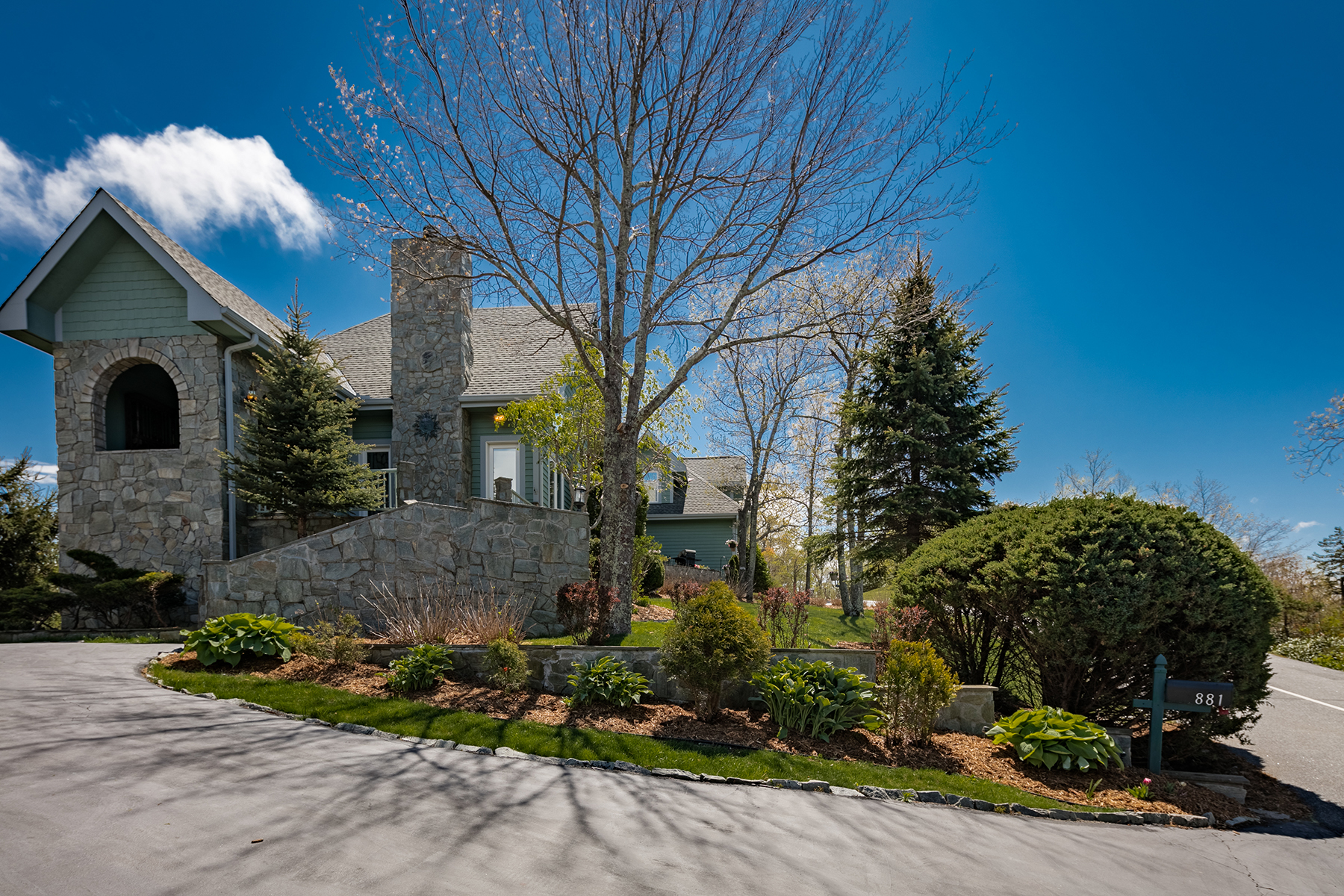 Single Family Home for Sale at GREYSTONE IV - BOONE 881 Greystone Dr Boone, North Carolina 28607 United States