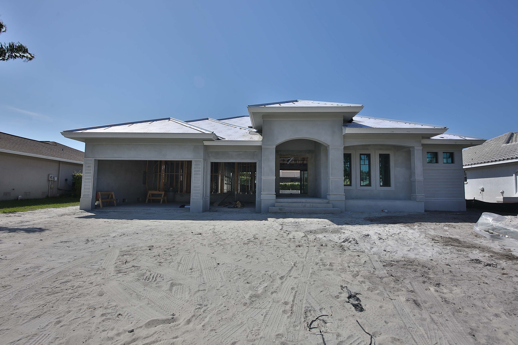 Single Family Home for Sale at MARCO ISLAND 132 Saxon St, Marco Island, Florida 34145 United States