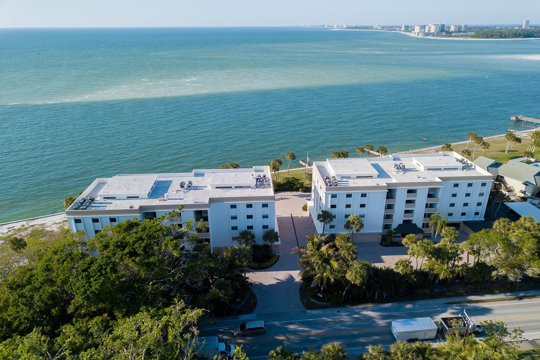 共管物業 為 出售 在 WINDWARD PASSAGE 4712 Ocean Blvd W8, Sarasota, 佛羅里達州, 34242 美國
