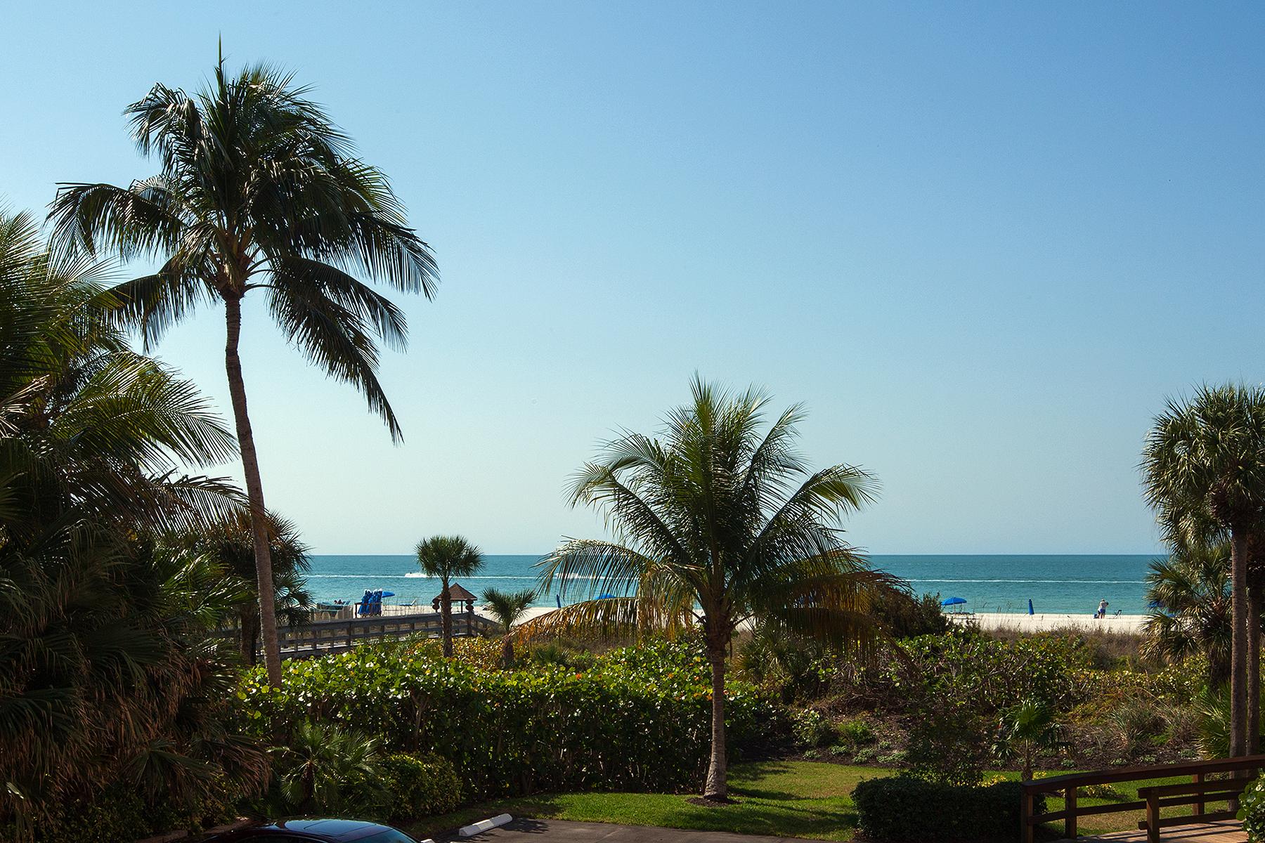 共管式独立产权公寓 为 销售 在 MARCO ISLAND 530 S Collier Blvd 201 马可岛, 佛罗里达州, 34145 美国