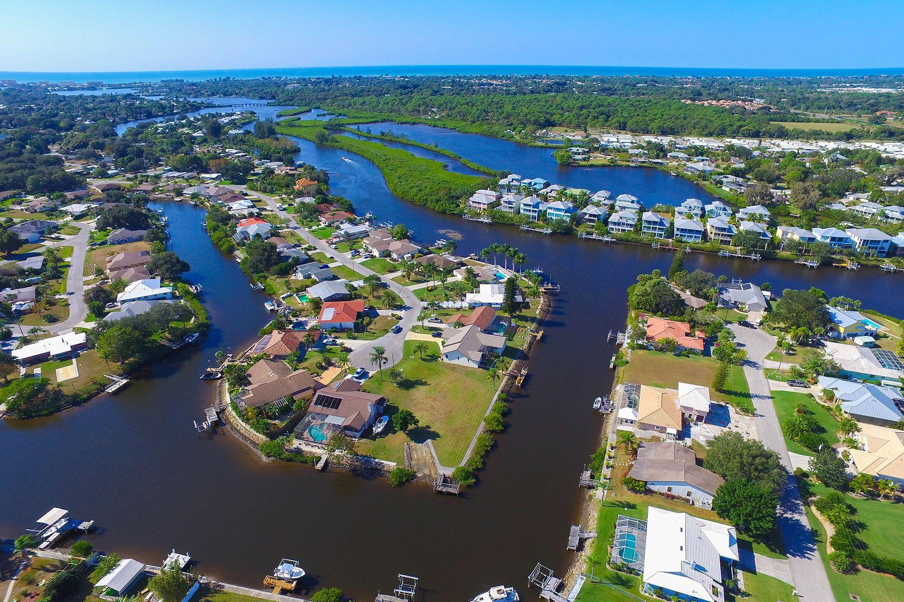 土地 のために 売買 アット NOKOMIS Portia St 13 Nokomis, フロリダ, 34275 アメリカ合衆国