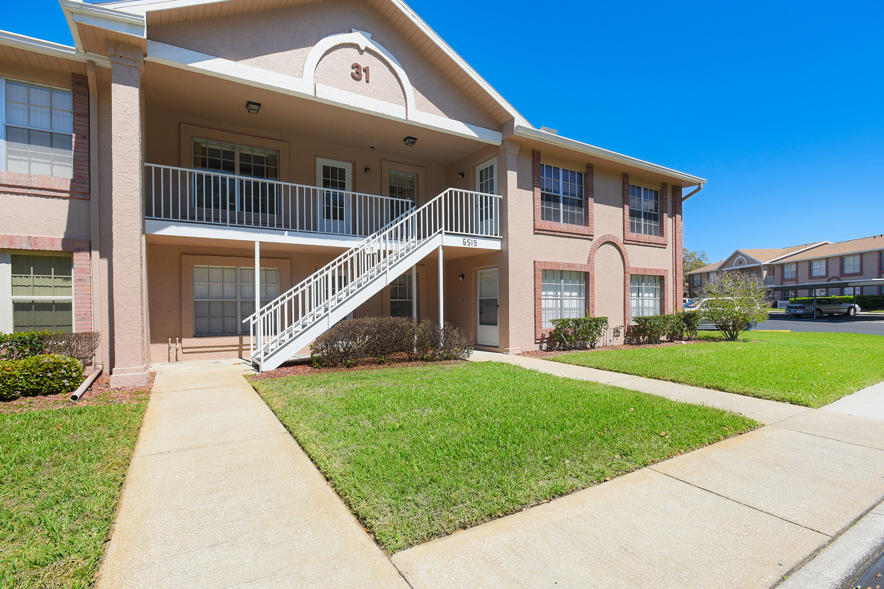 Condominio por un Venta en NEW PORT RICHEY 6519 Spring Flower Dr 24 New Port Richey, Florida 34653 Estados Unidos
