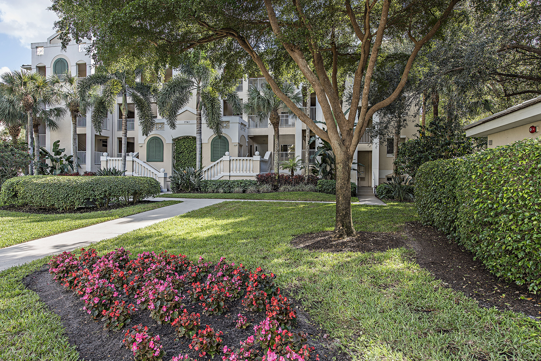 Condominium for Sale at PELICAN BAY - PEBBLE CREEK 7741 Pebble Creek Cir 204 Naples, Florida, 34108 United States