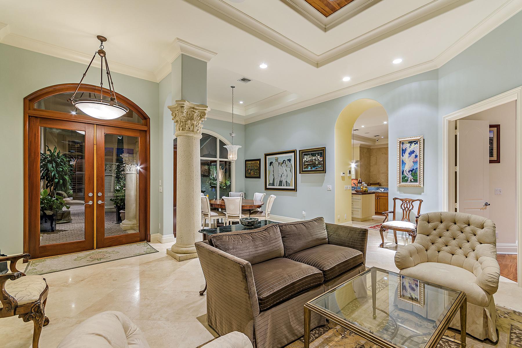 Additional photo for property listing at KENSINGTON GARDENS 2929  Gardens Blvd,  Naples, Florida 34105 United States