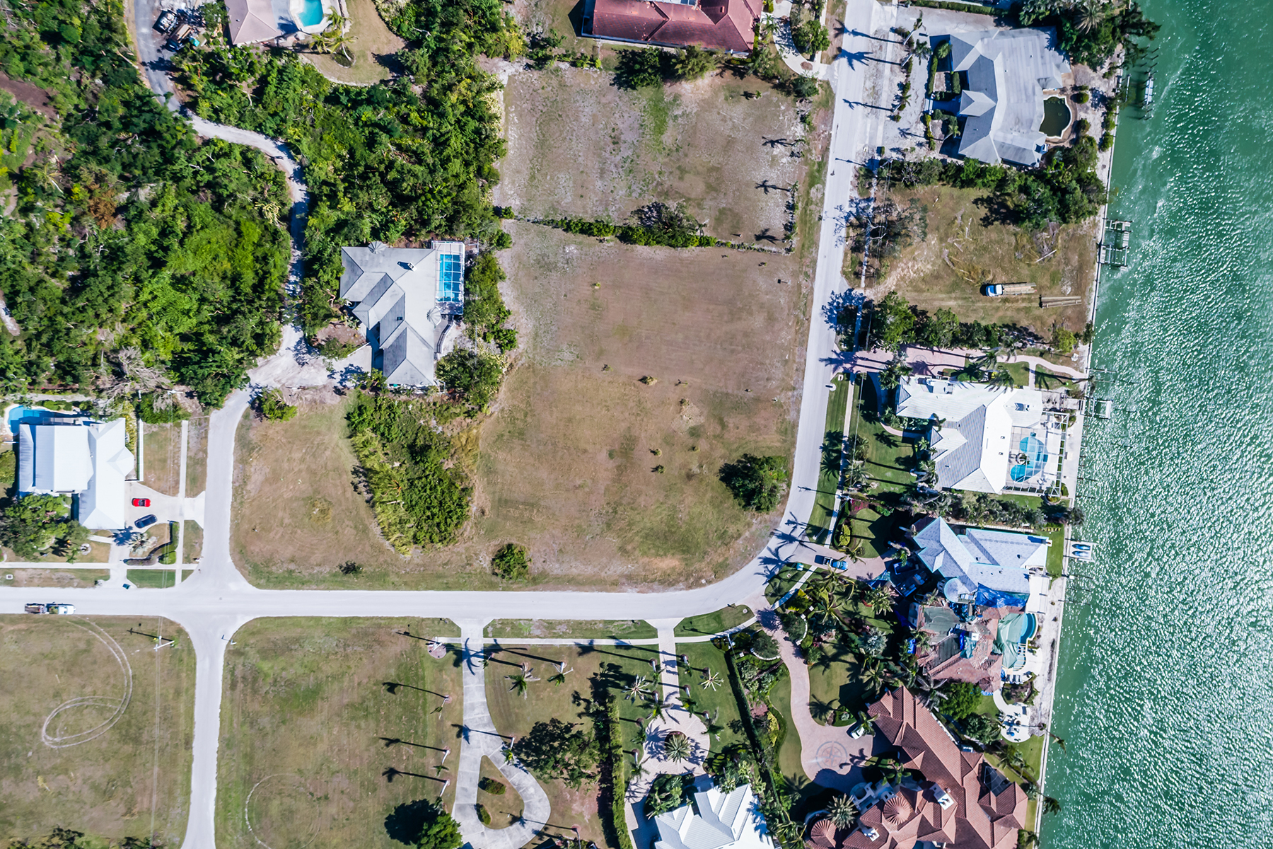 Land for Sale at MARCO ISLAND 1013 Inlet Dr Marco Island, Florida 34145 United States