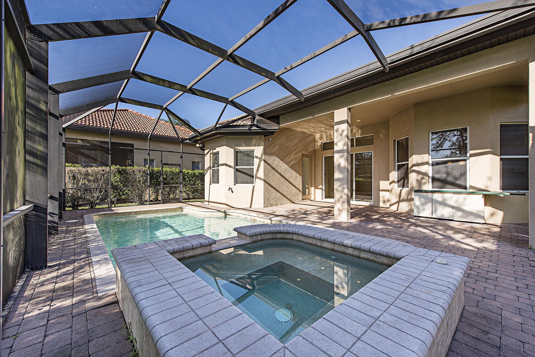 Einfamilienhaus für Verkauf beim LELY RESORT - ASHTON PLACE 7888 Valencia Ct Naples, Florida, 34113 Vereinigte Staaten