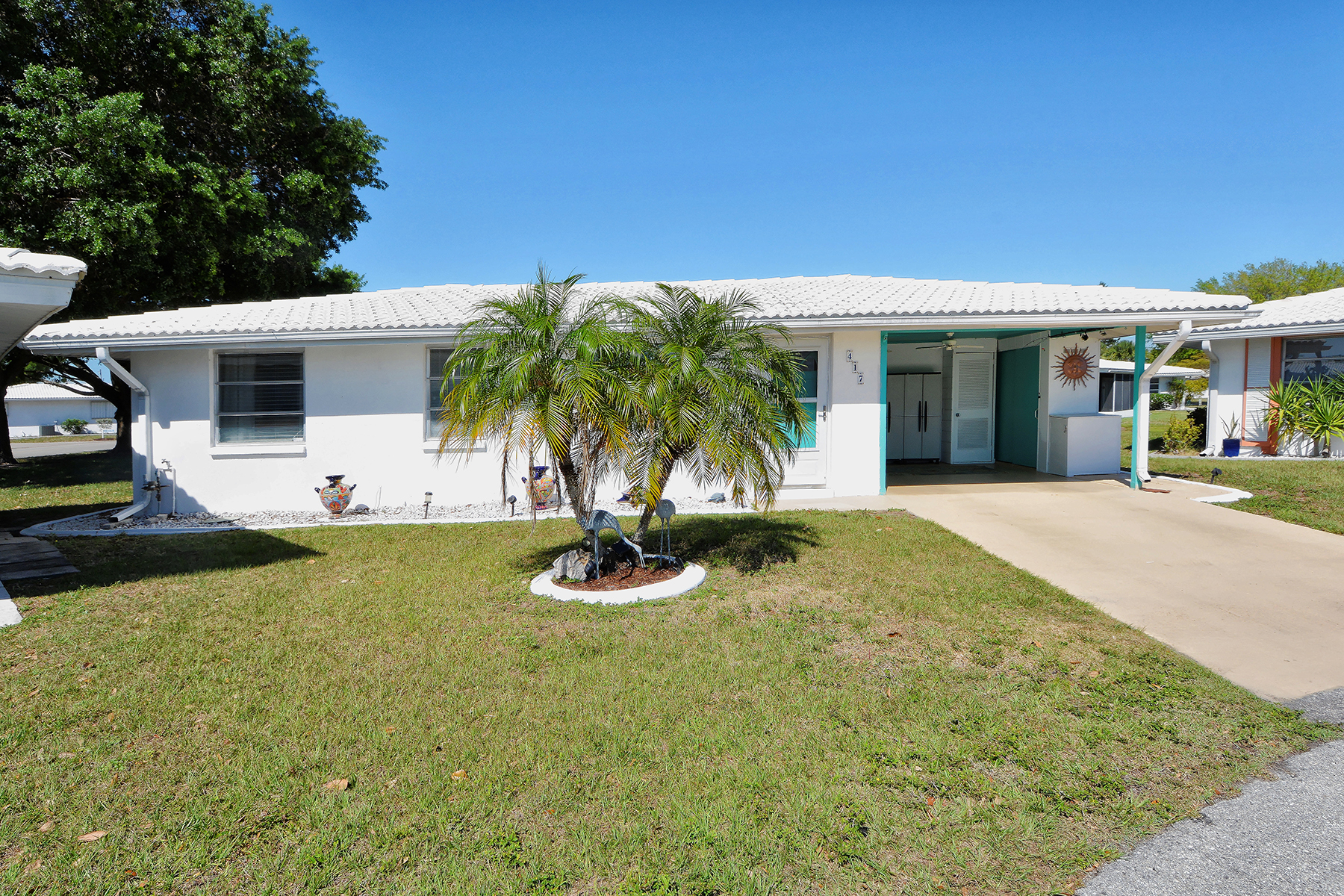 Townhouse for Sale at CIRCLE WOODS 417 Circlewood Dr K-7 Venice, Florida, 34293 United States