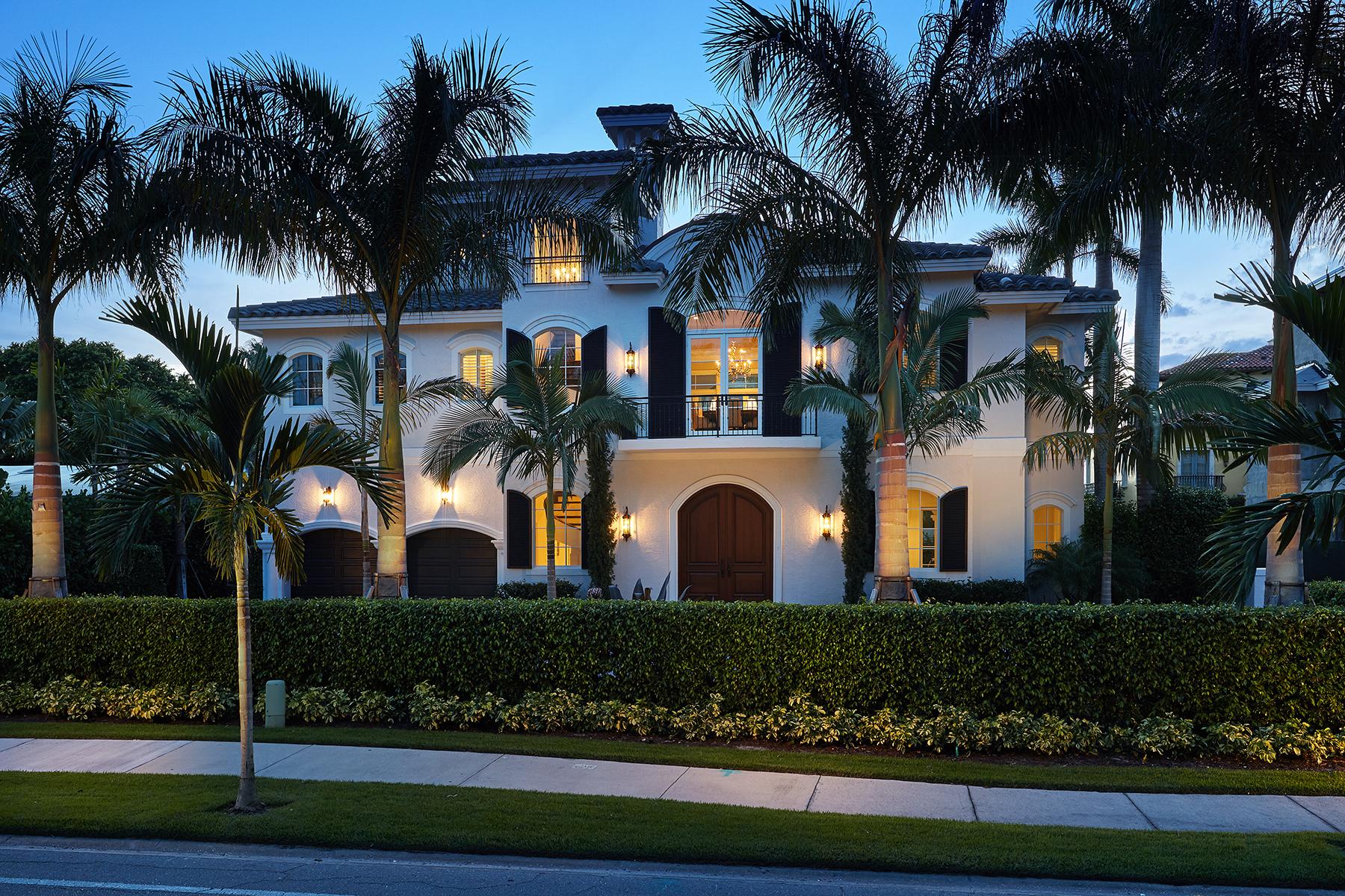 단독 가정 주택 용 매매 에 OLDE NAPLES 629 Gulf Shore Blvd N, Naples, 플로리다, 34102 미국