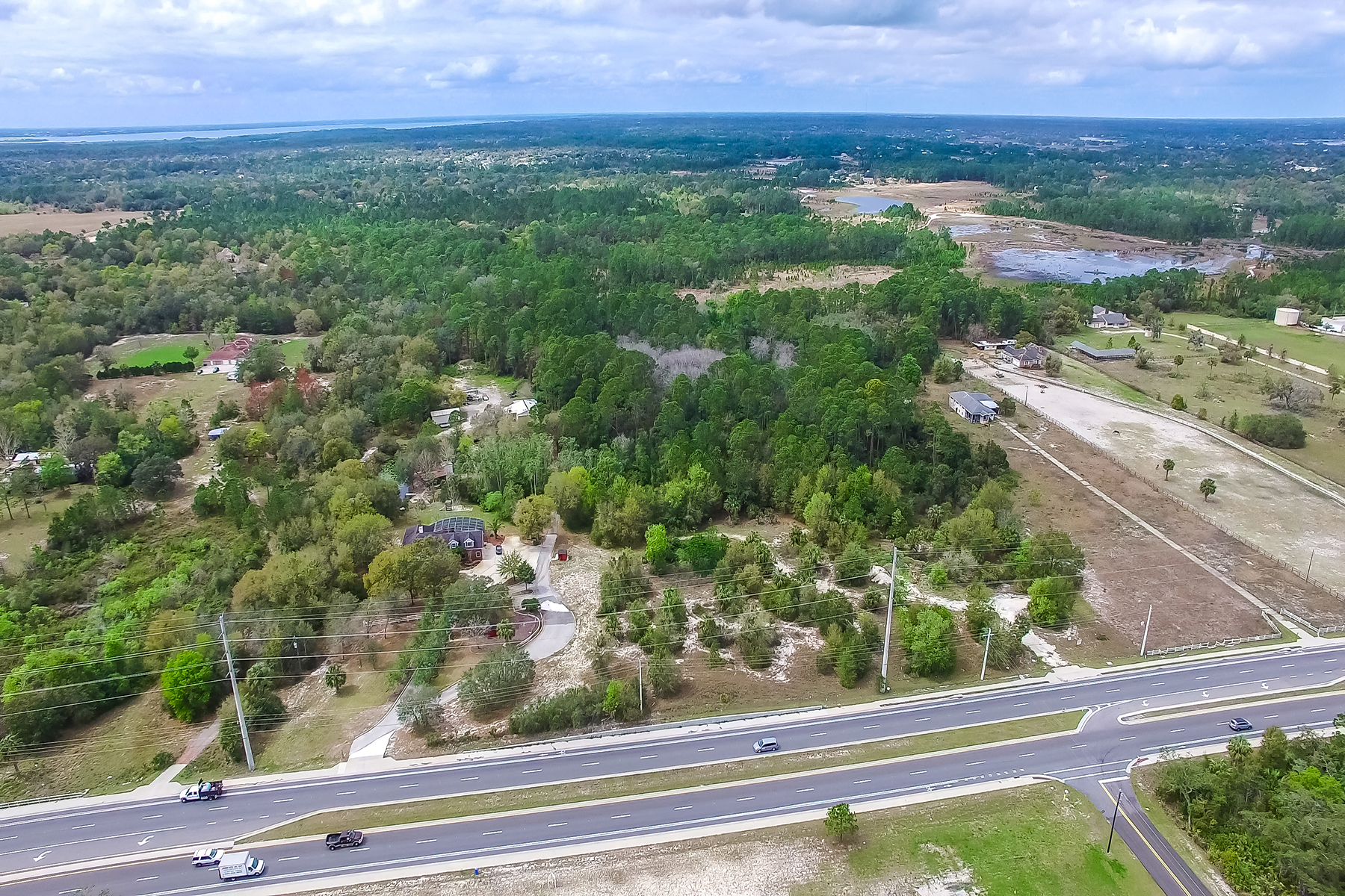 Land for Sale at OSTEEN N State Rd 415 00, Osteen, Florida 32764 United States