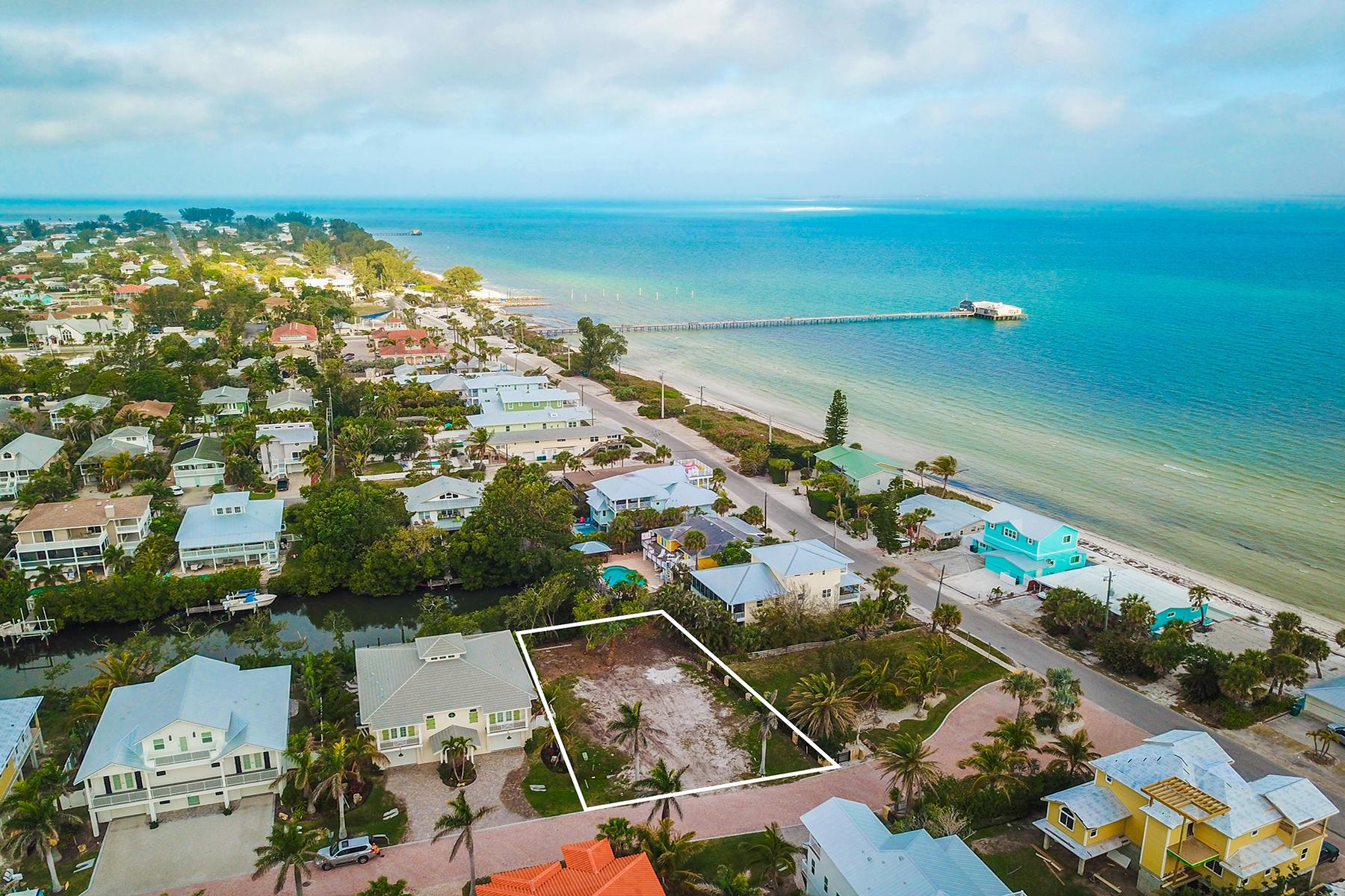 Terrain pour l Vente à ANNA MARIA 526 Villa Rosa Way 1, Anna Maria, Florida, 34216 États-Unis