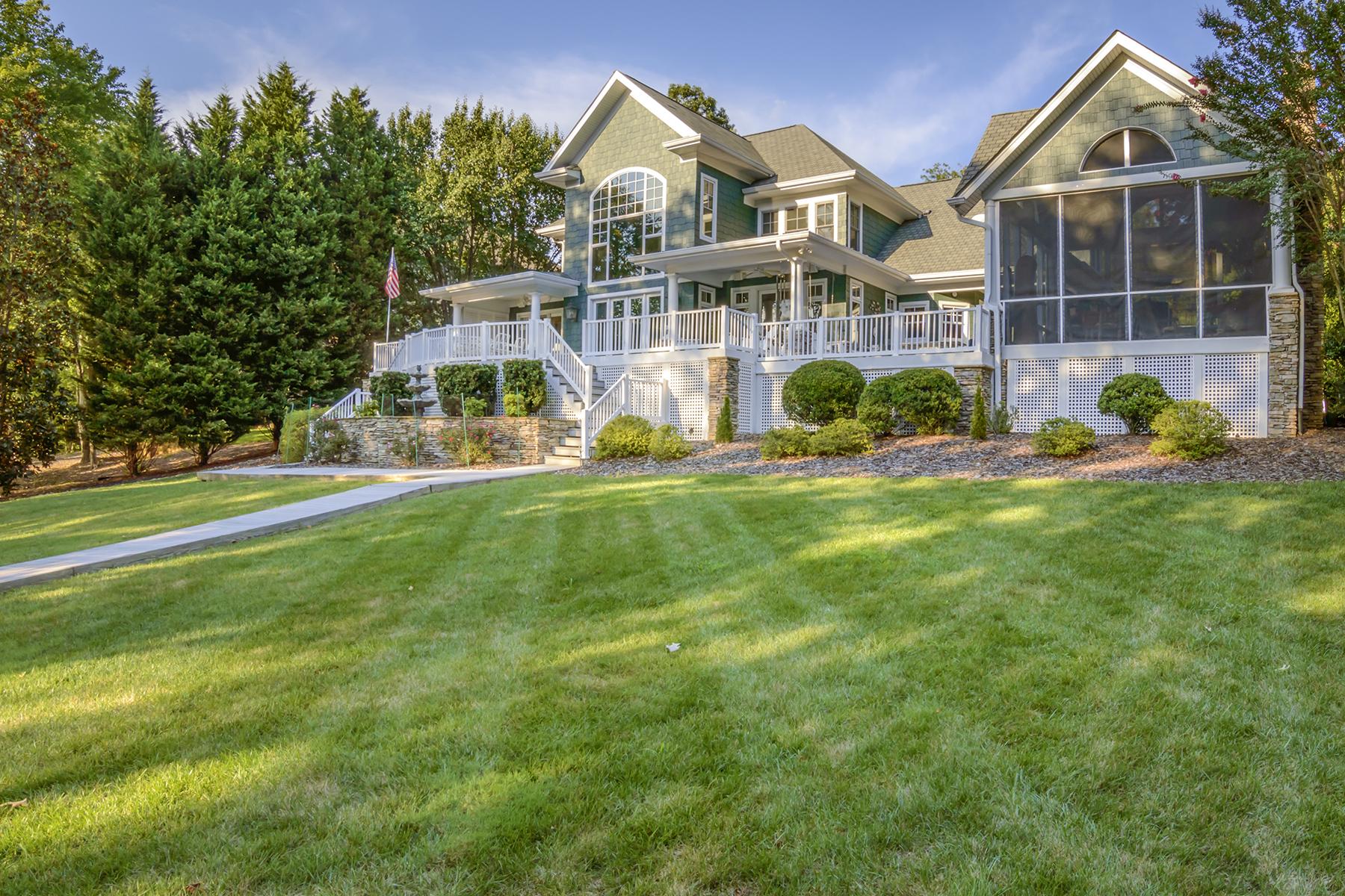Einfamilienhaus für Verkauf beim HERON BAY 277 Whisper Lake Dr New London, North Carolina, 28127 Vereinigte Staaten