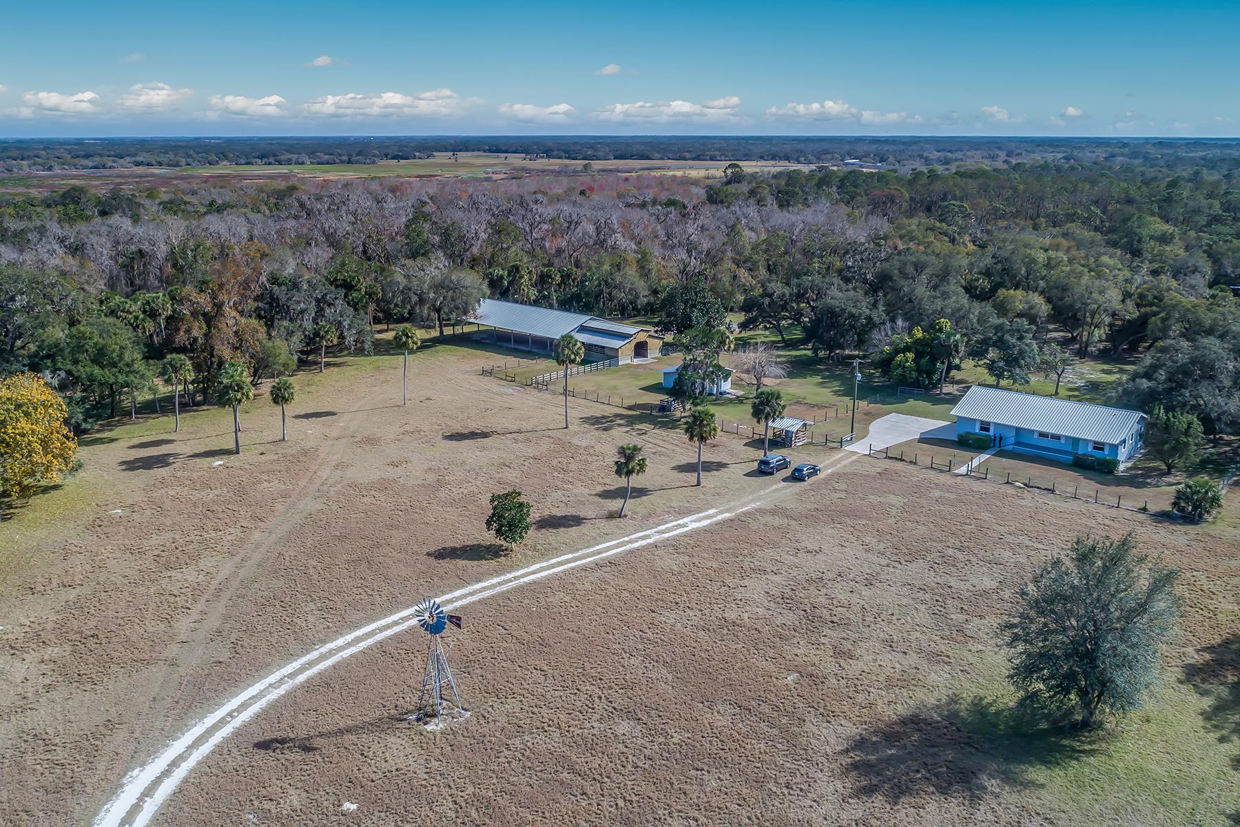 獨棟家庭住宅 為 出售 在 SARASOTA 16400 Rawls Rd, Sarasota, 佛羅里達州, 34240 美國