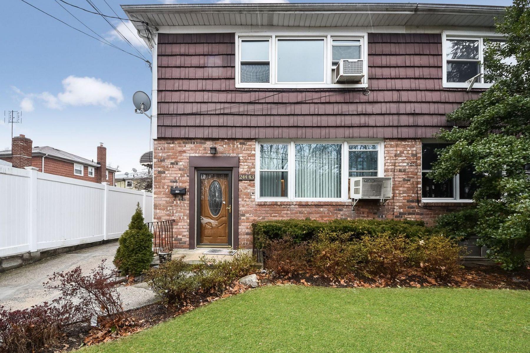 Многосемейный дом для того Продажа на 244-43 N Grand Central Pkwy , Douglaston, NY 11362 Douglaston, Нью-Йорк, 11362 Соединенные Штаты